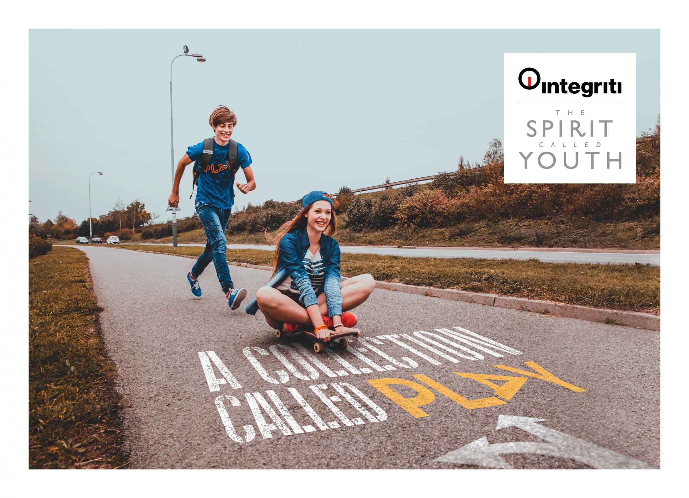 Integriti Print Ad - The spirit called youth, 4