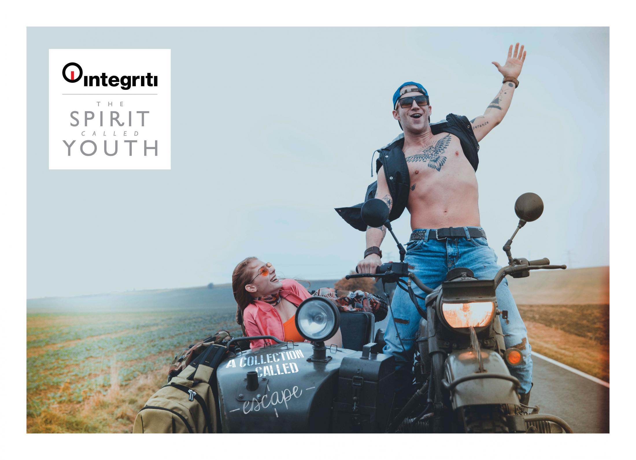 Integriti Print Ad - The spirit called youth, 7