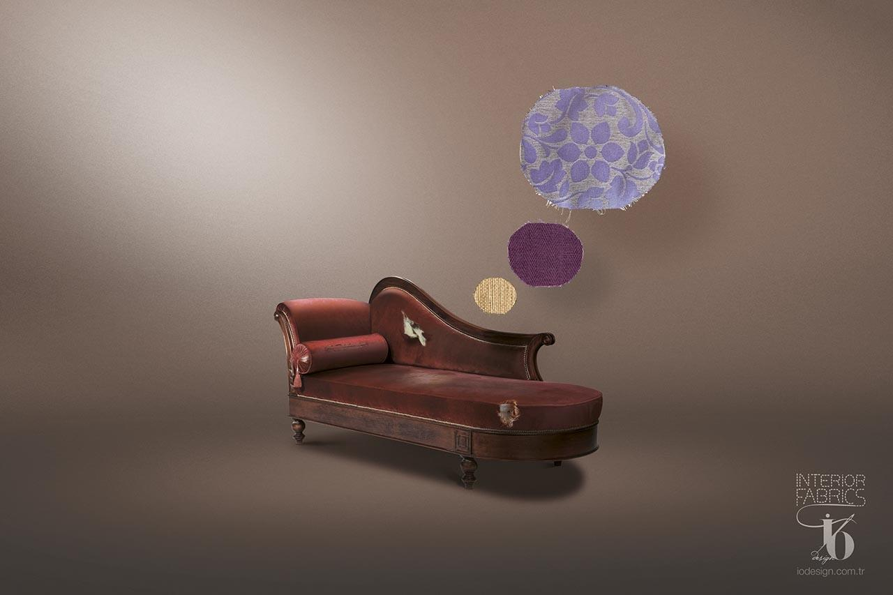 IO Design Print Ad -  Chaise