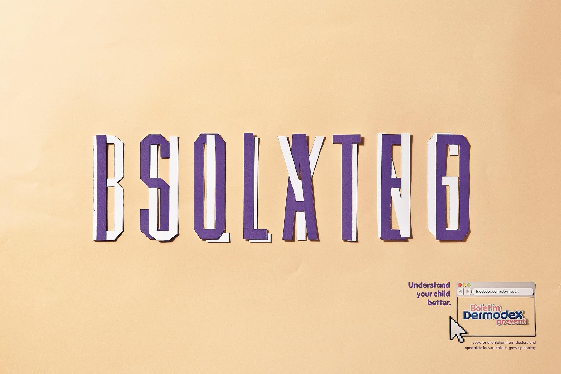 Dermodex Print Ad -  Isolated