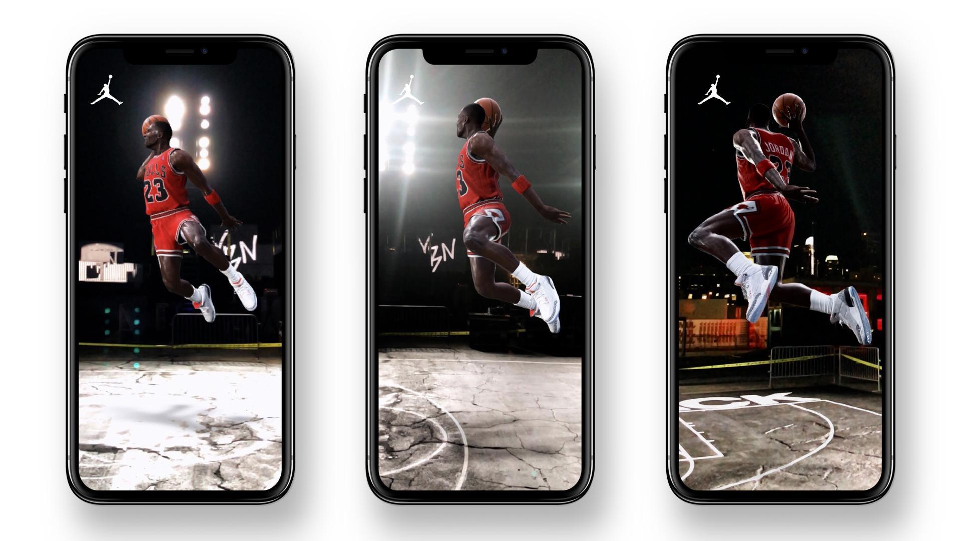 Jordan Brand: AR/Jordan