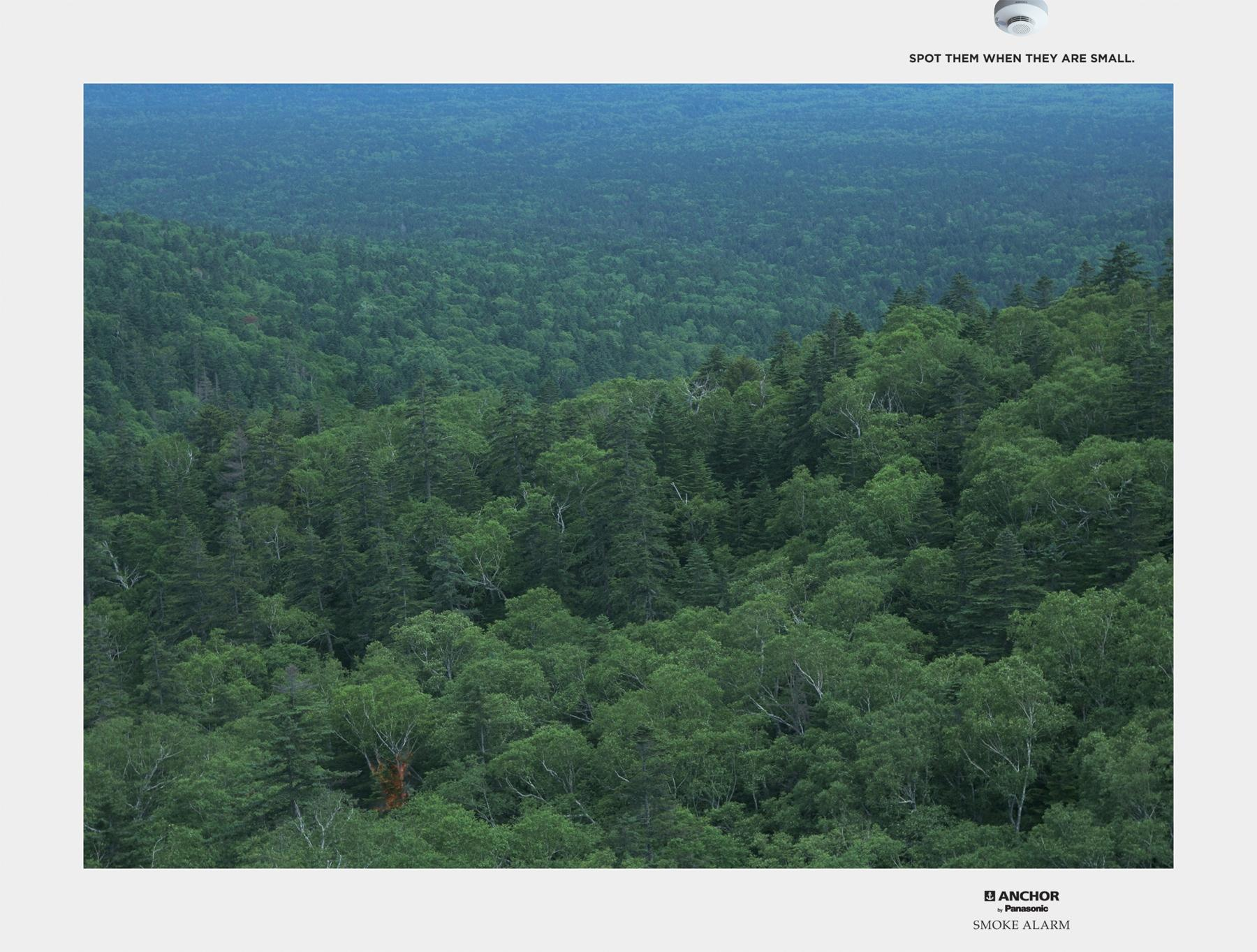 Panasonic Print Ad -  Jungle, 2