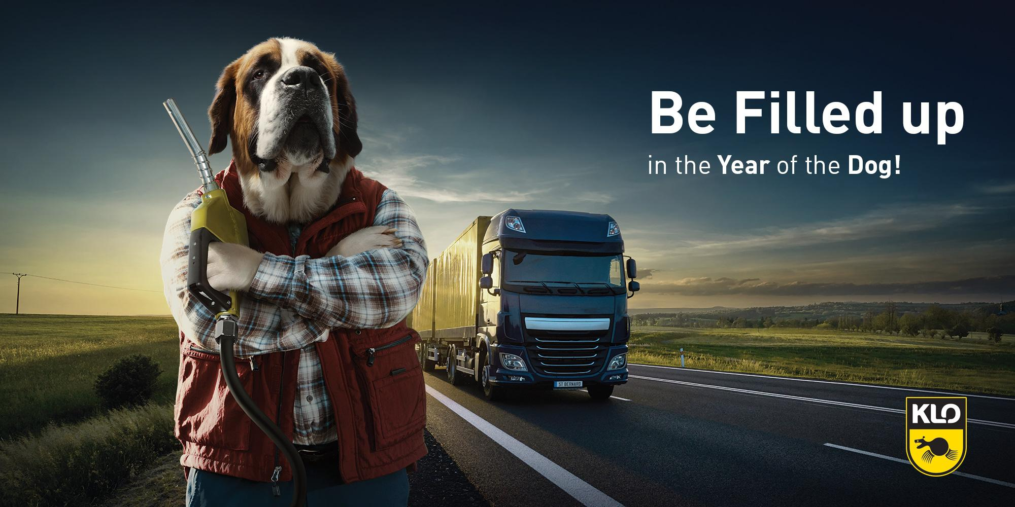 KLO Print Ad - Dogs, 3