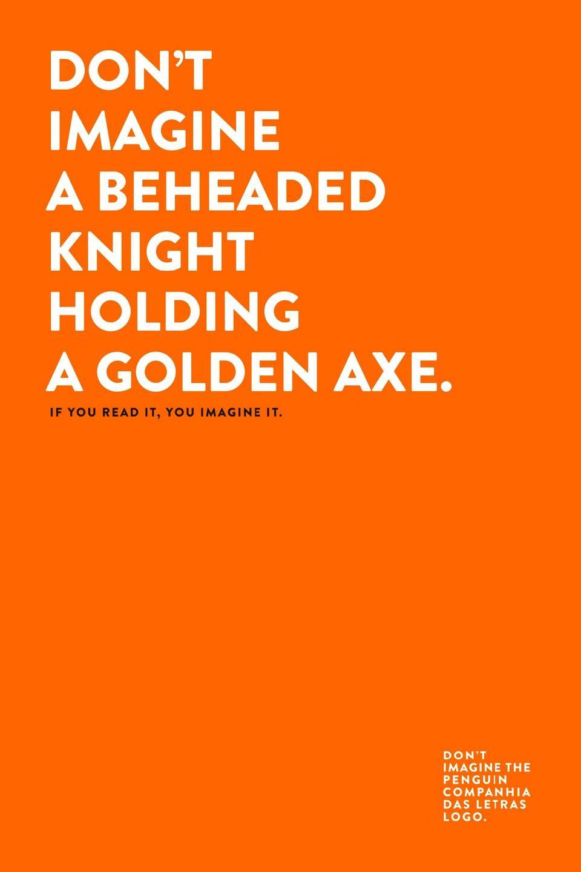 Penguin Outdoor Ad -  Knight