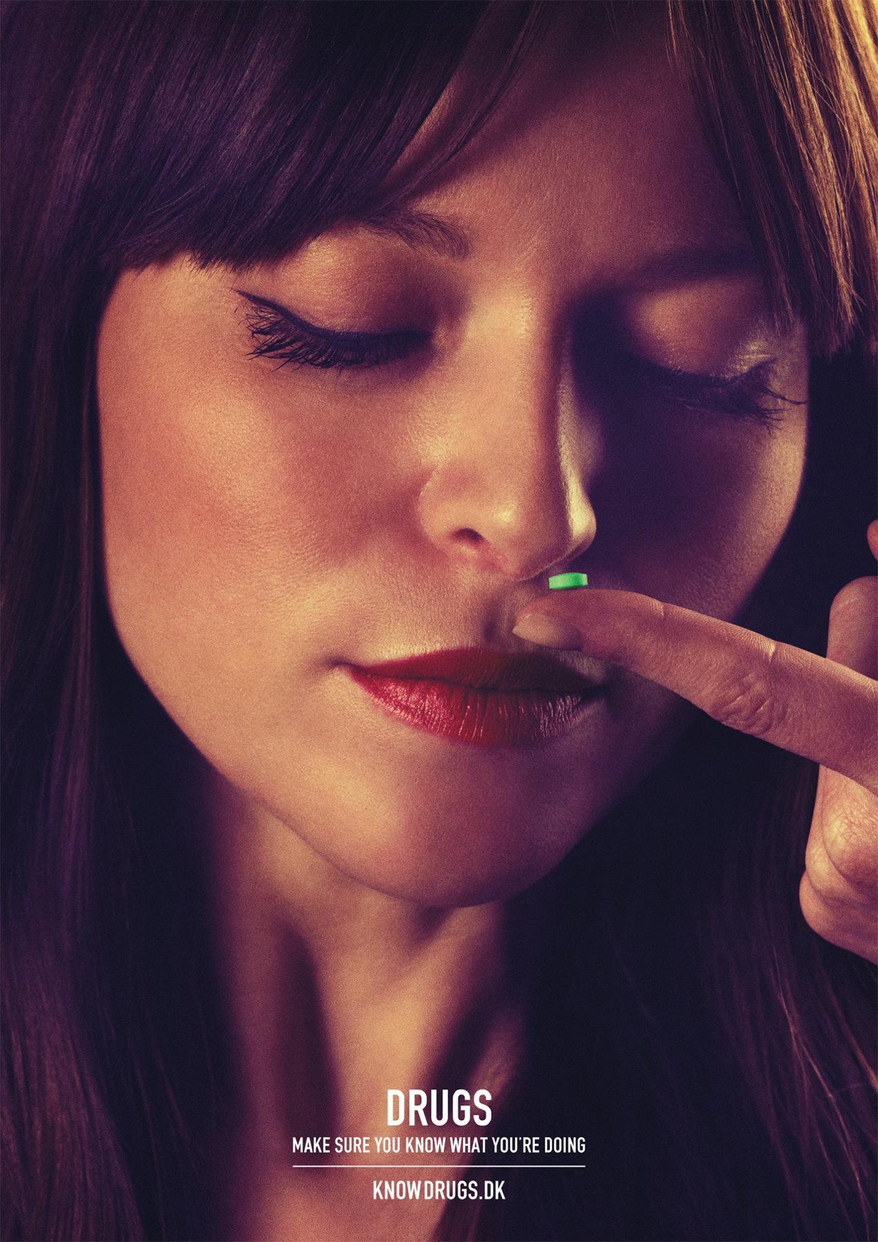 Psychiatric Health Fund Print Ad -  Ecstasy