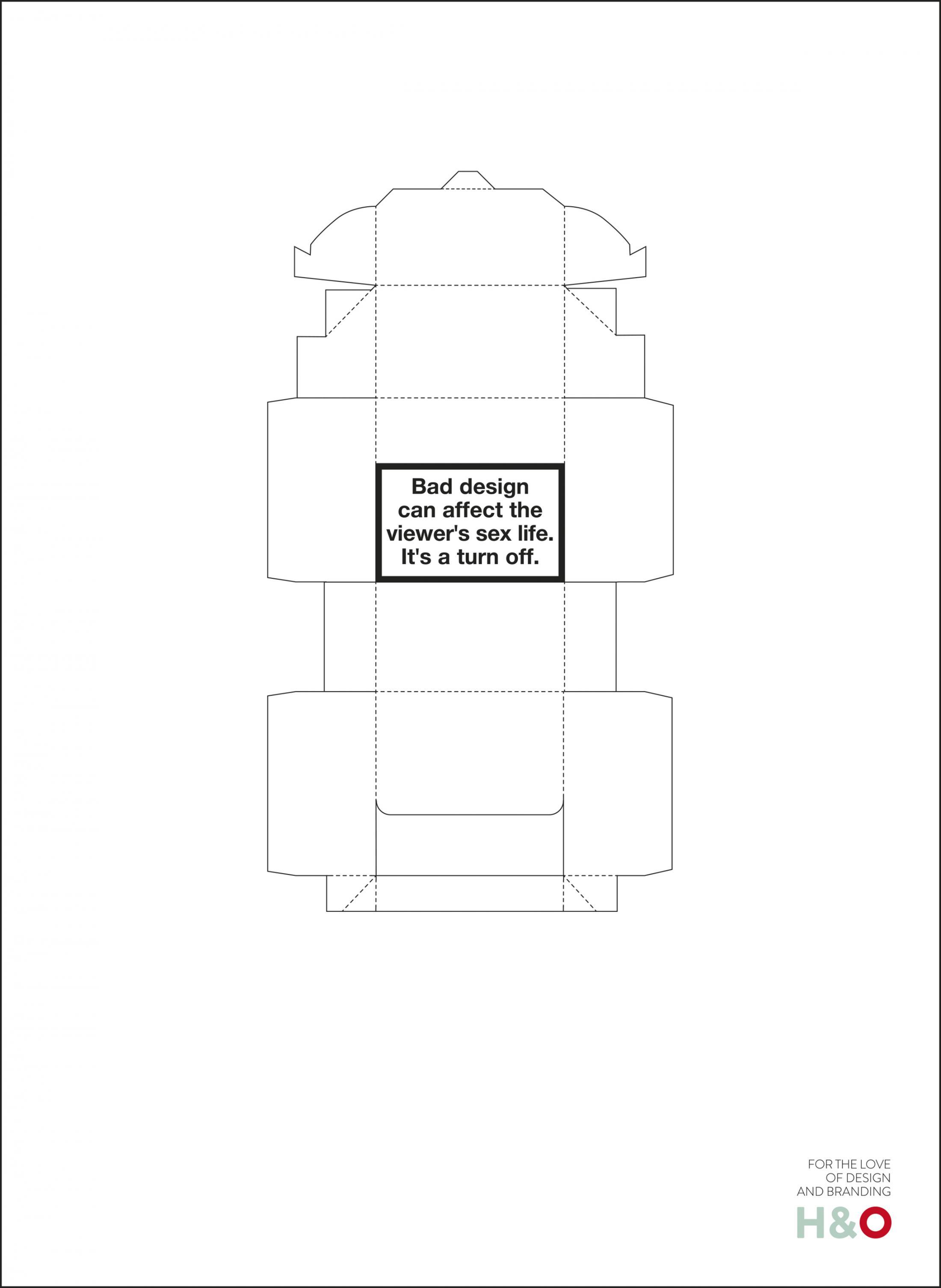 Hogarth & Ogilvy Print Ad - Sex life