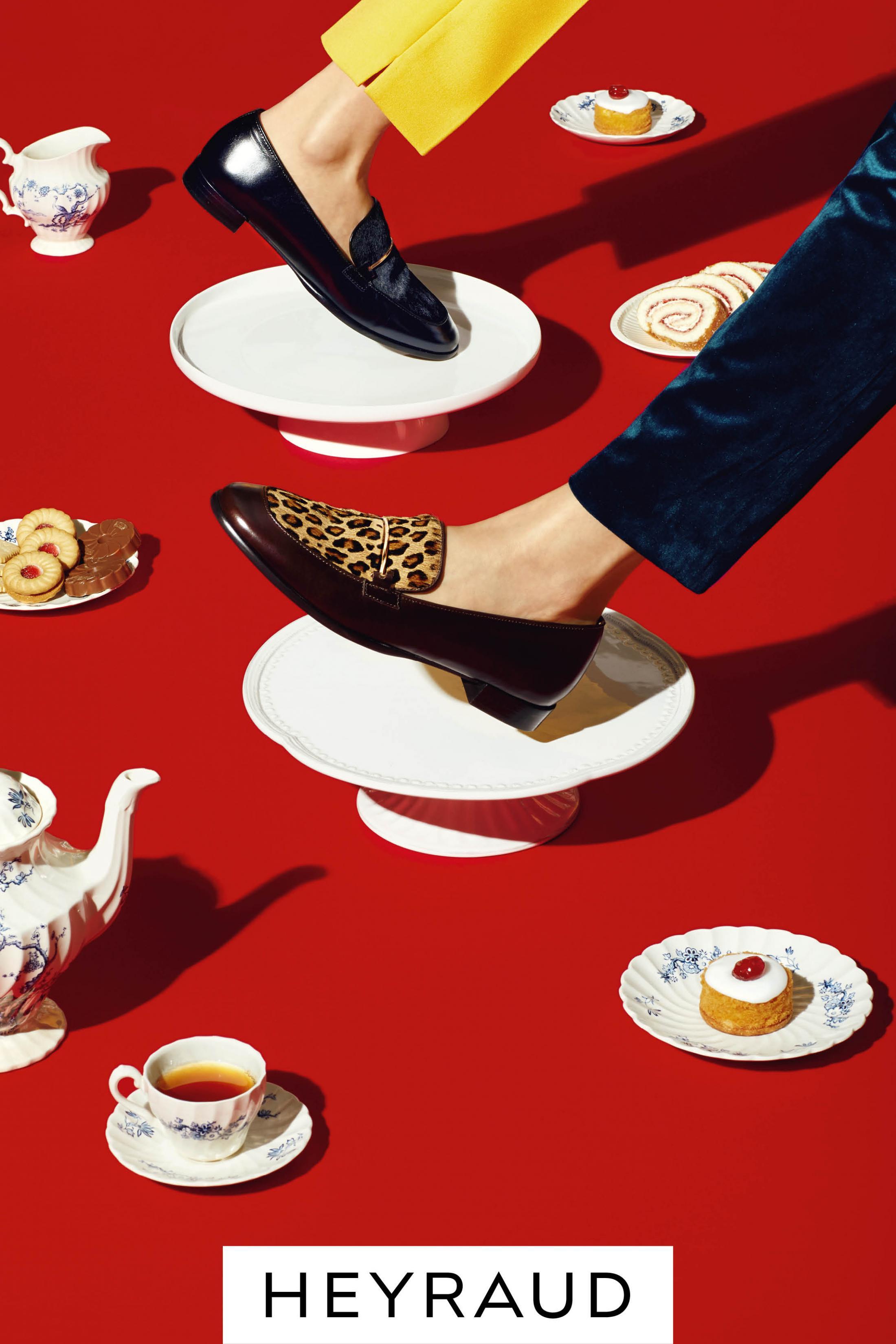 Heyraud Outdoor Ad - Autumn / Winter Collection