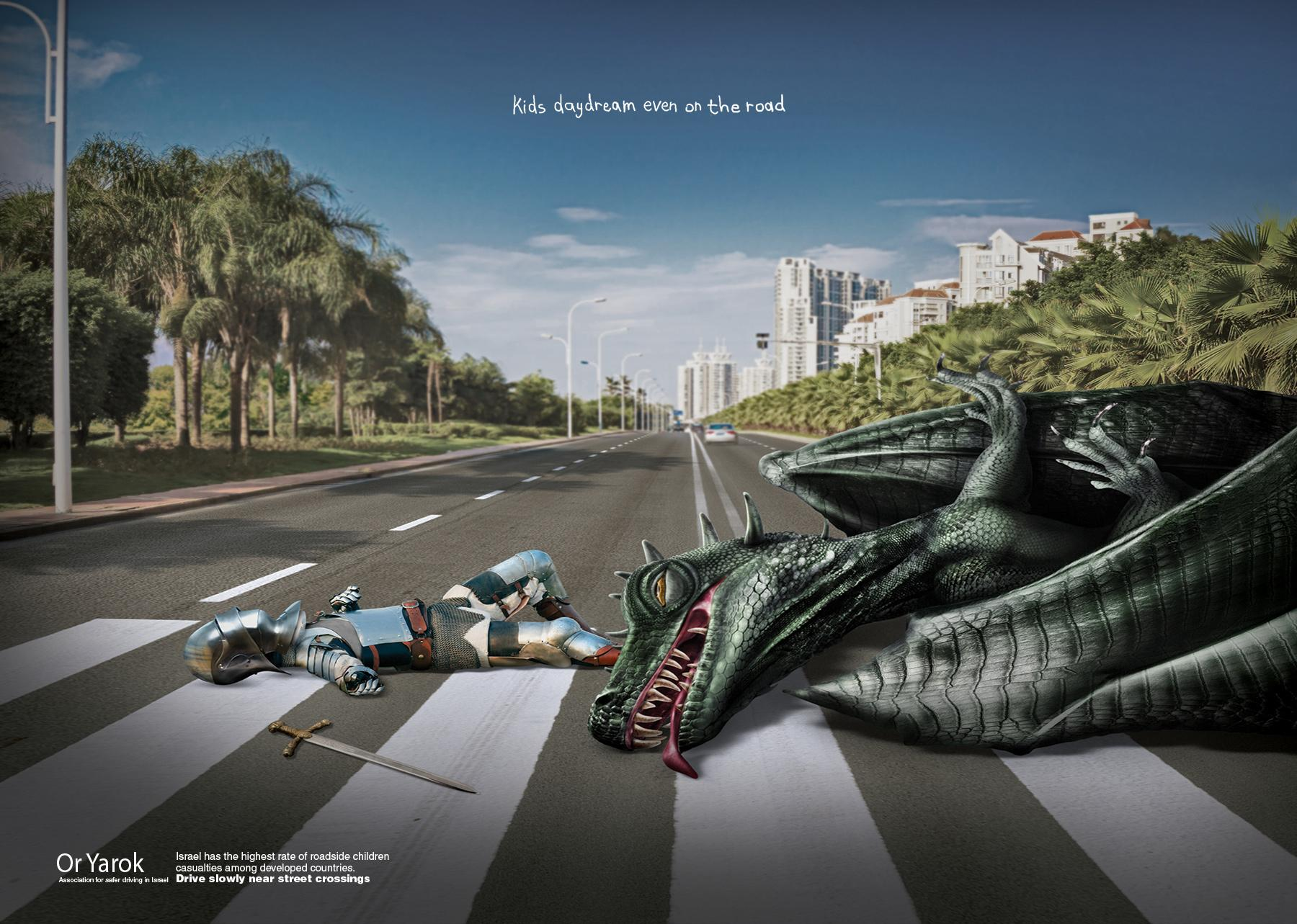 Or Yarok Print Ad -  Crosswalk