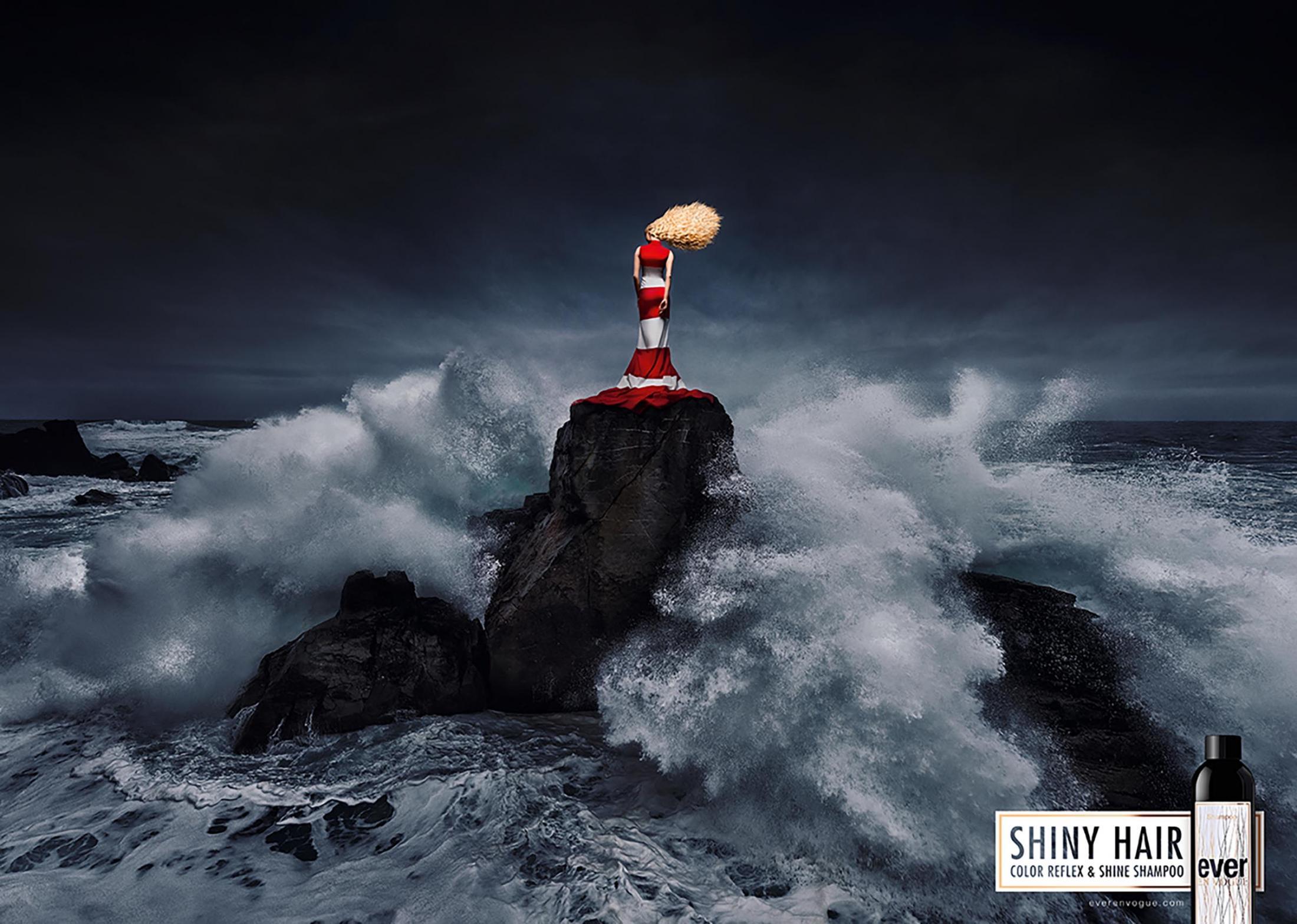 Ever Print Ad - Lighthouse