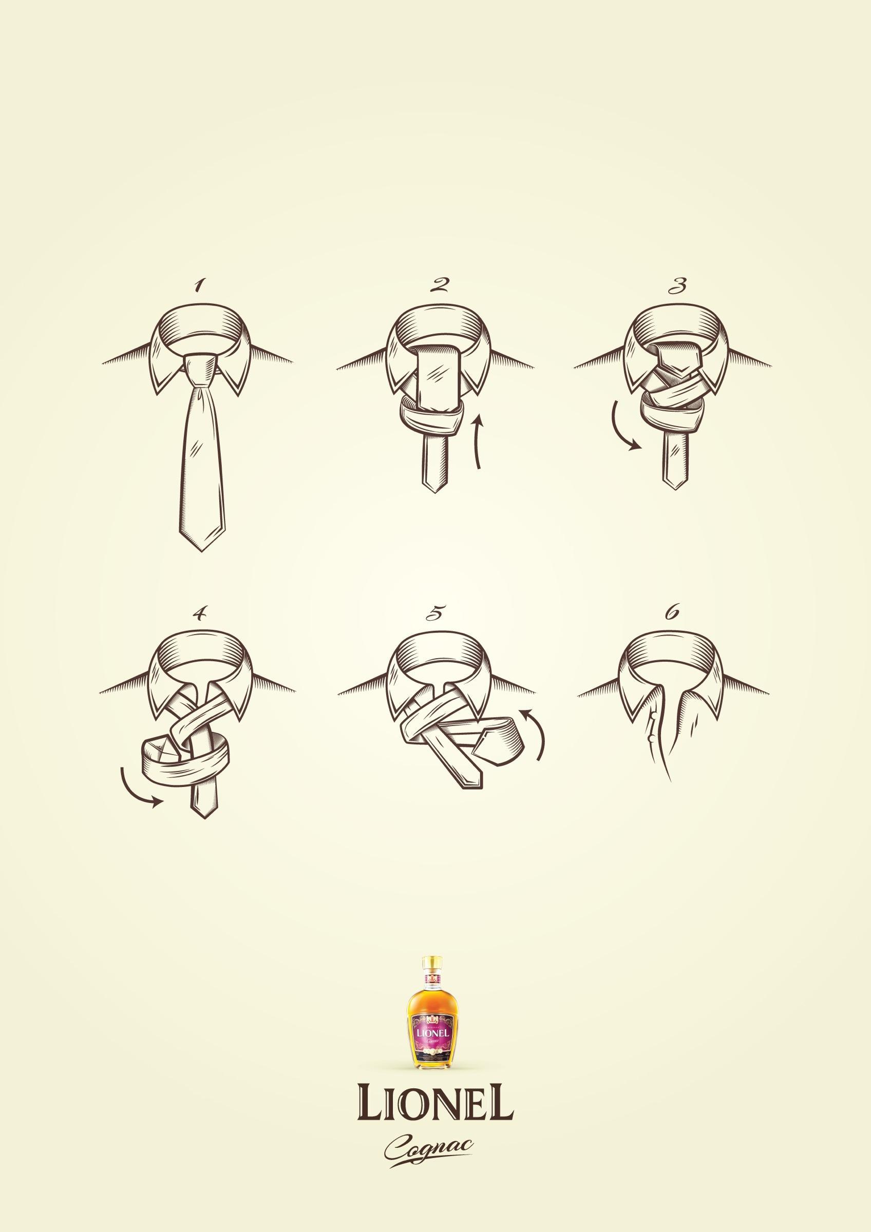 Lionel Print Ad -  Untie yourself