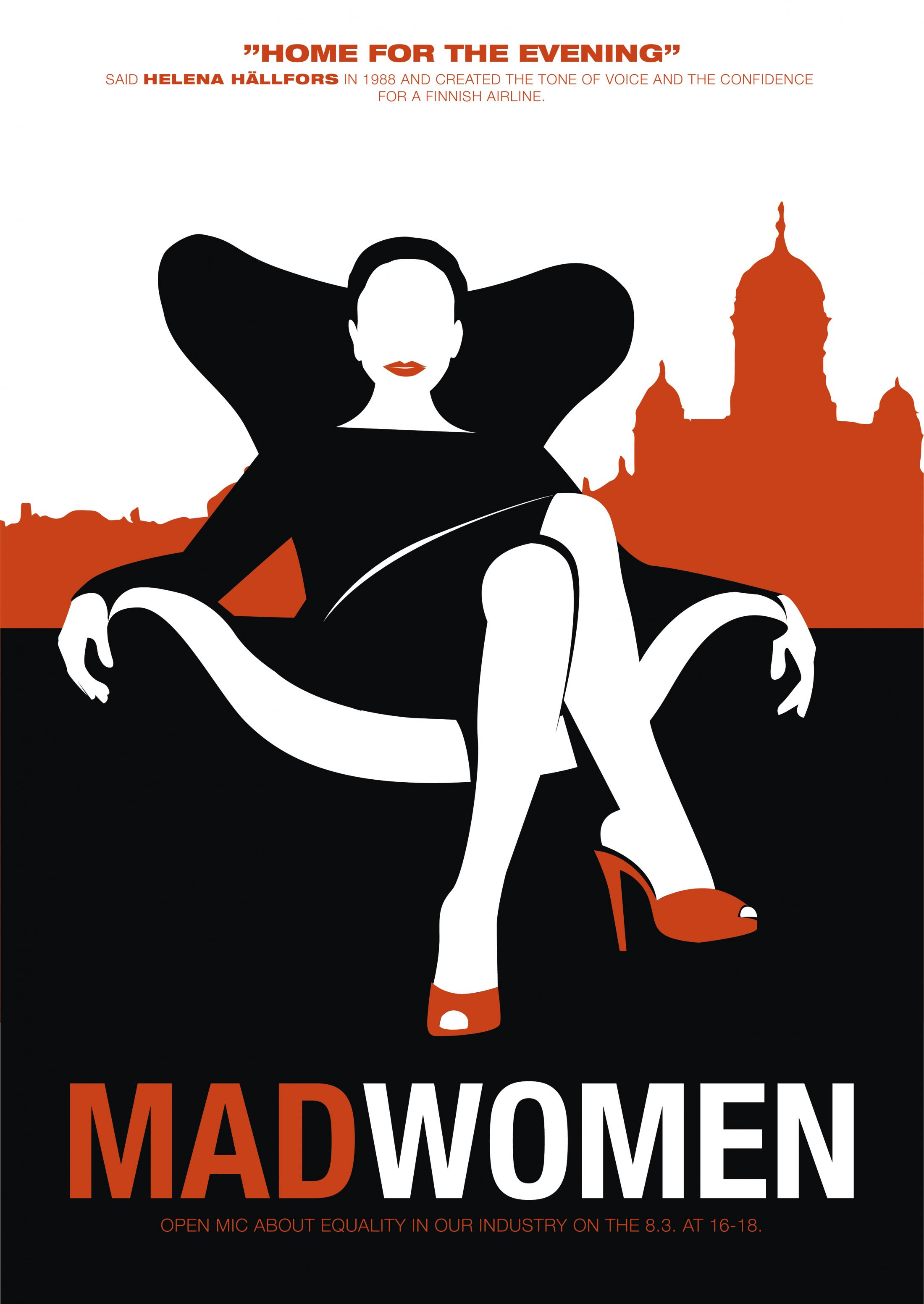 Mad Women, 1