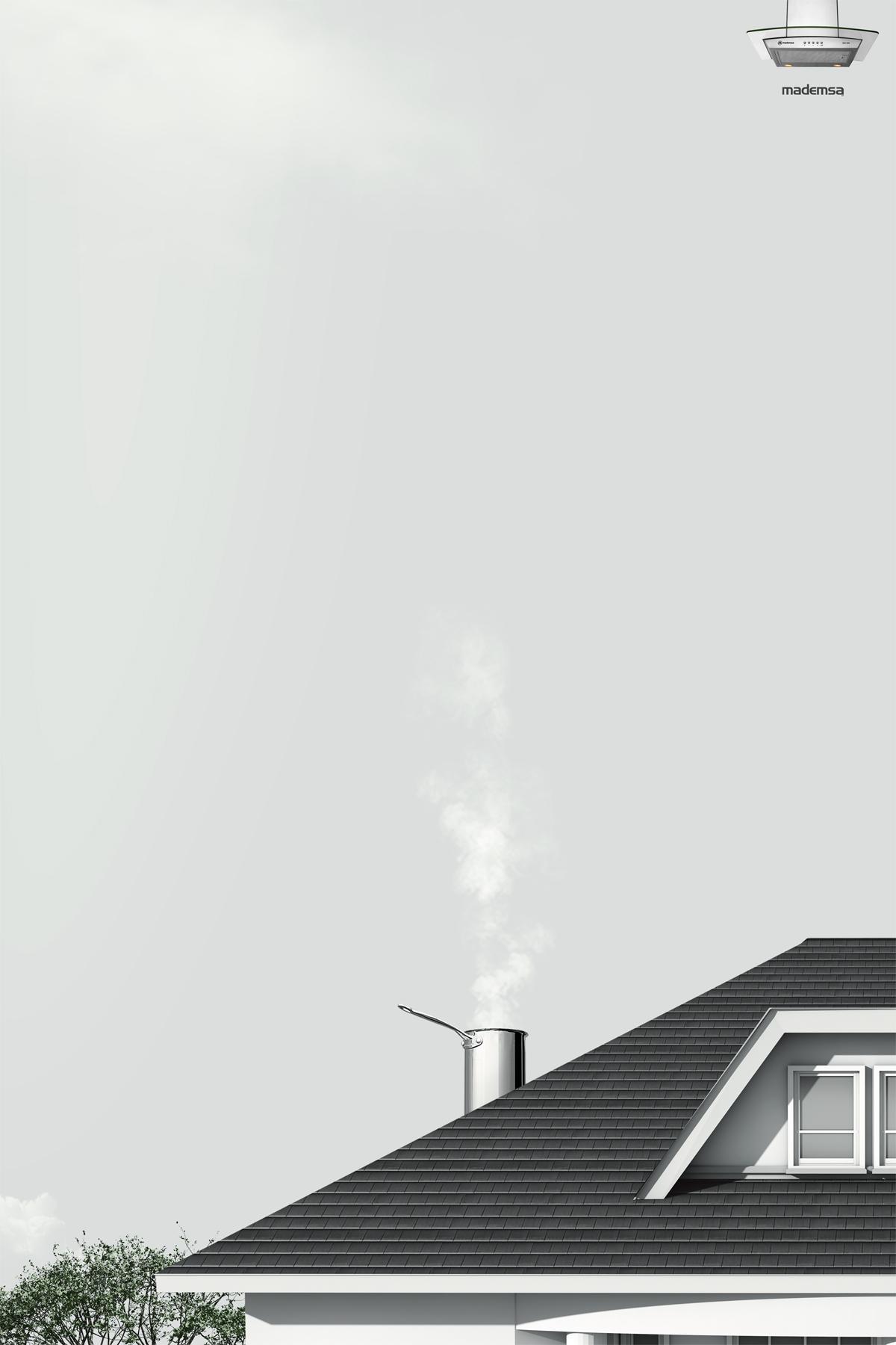 Mademsa Print Ad -  House, 1