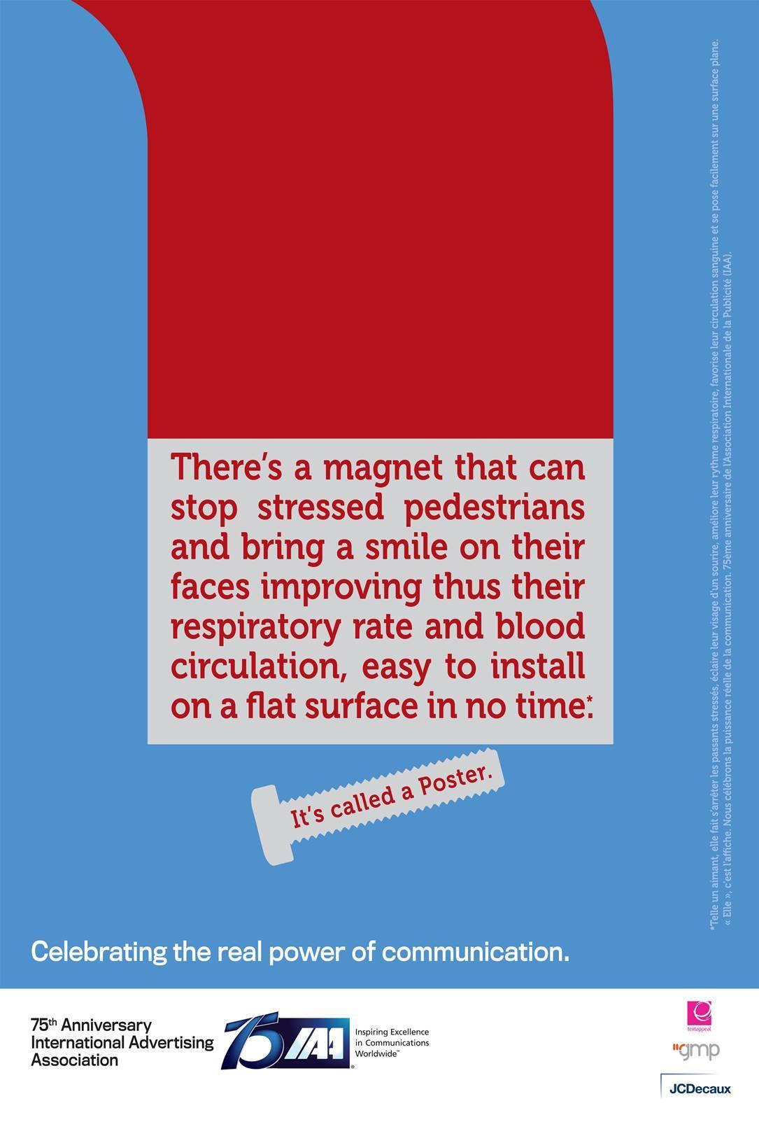 IAA Outdoor Ad -  Magnet