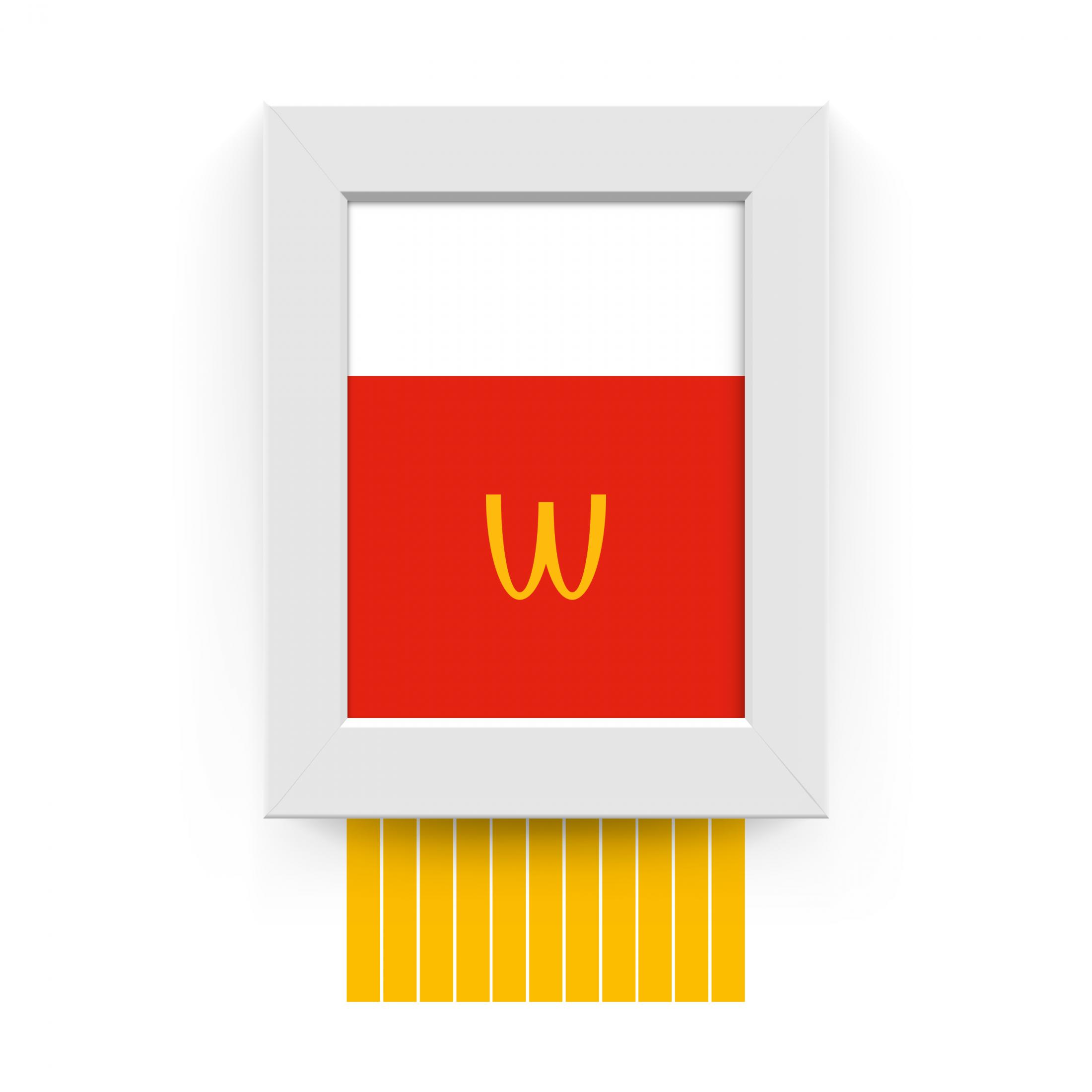 McDonald\'s Digital Advert By DDB: McBanksy | Ads of the World™