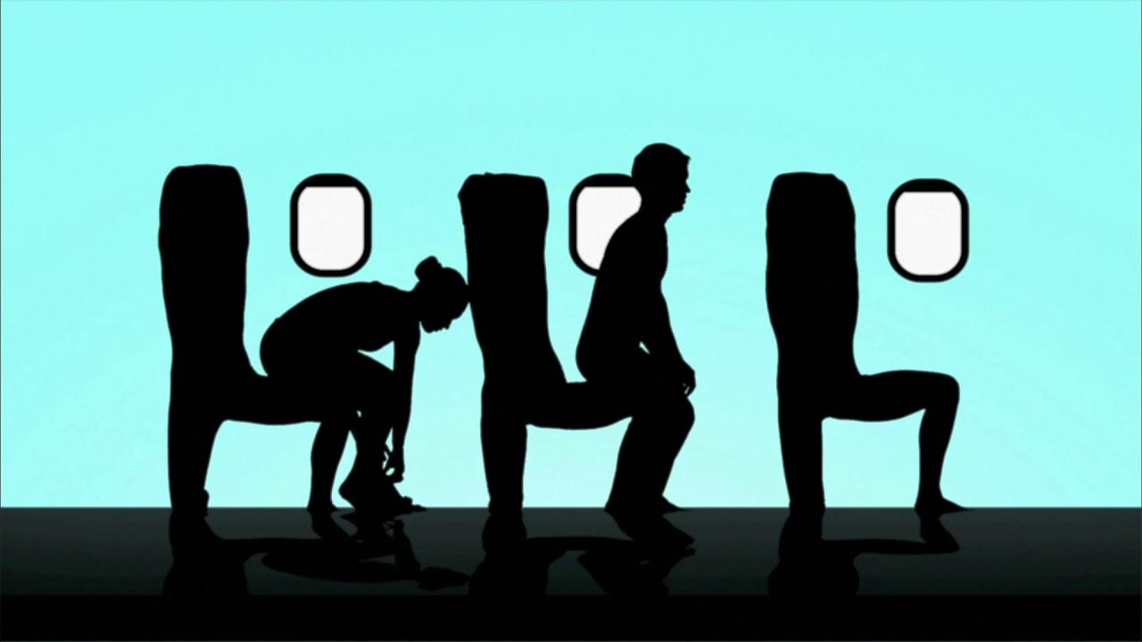 Air Astana: Safety Video