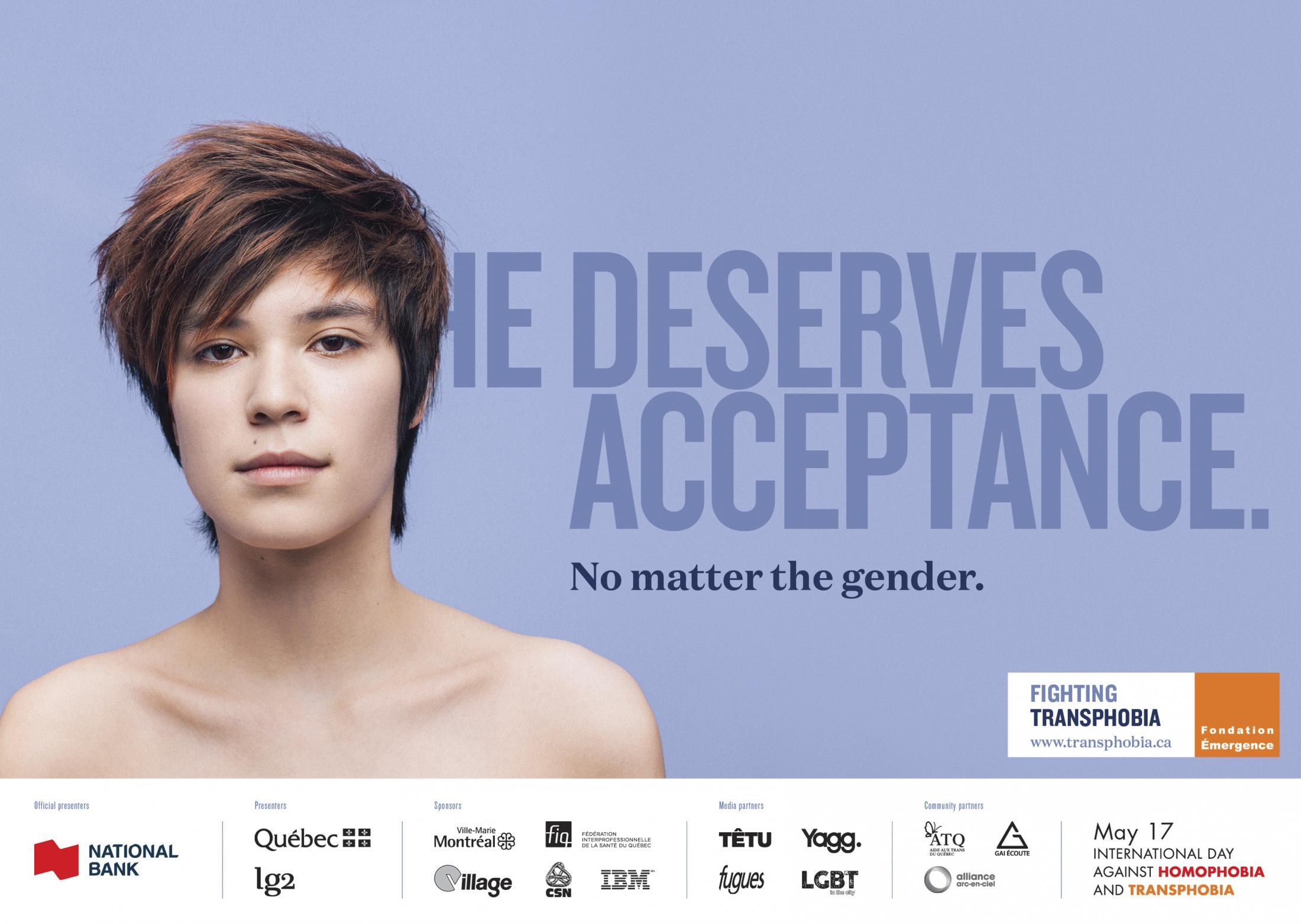 Fondation Emergence: No Matter the Gender, 2