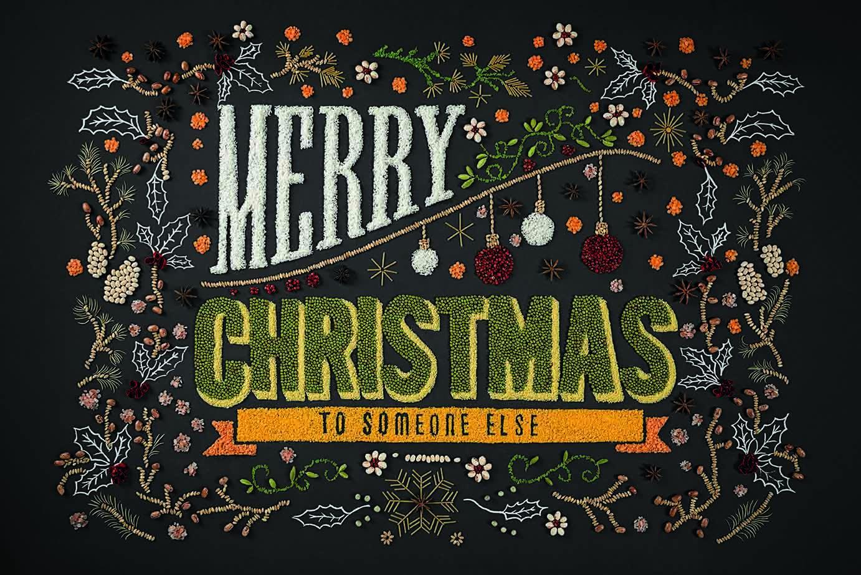 FoodForward Print Ad - Merry Christmas