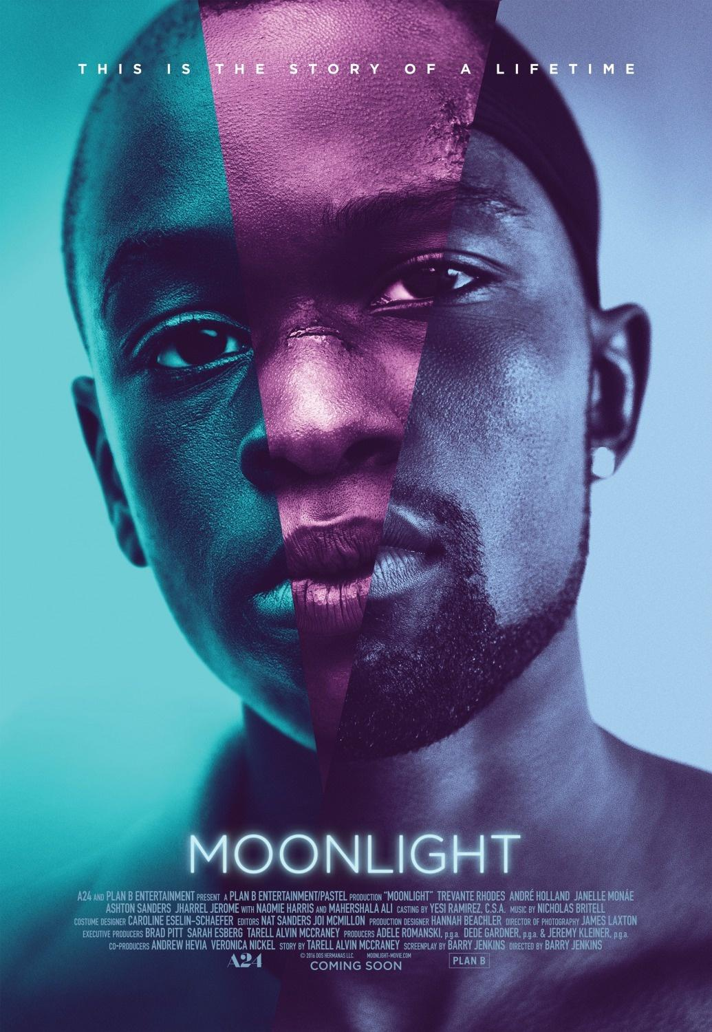 Moonlight Print Ad - Domestic One-Sheet
