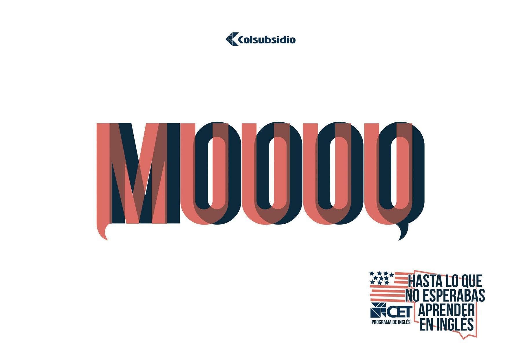 Colsubsidio Print Ad -  Moo