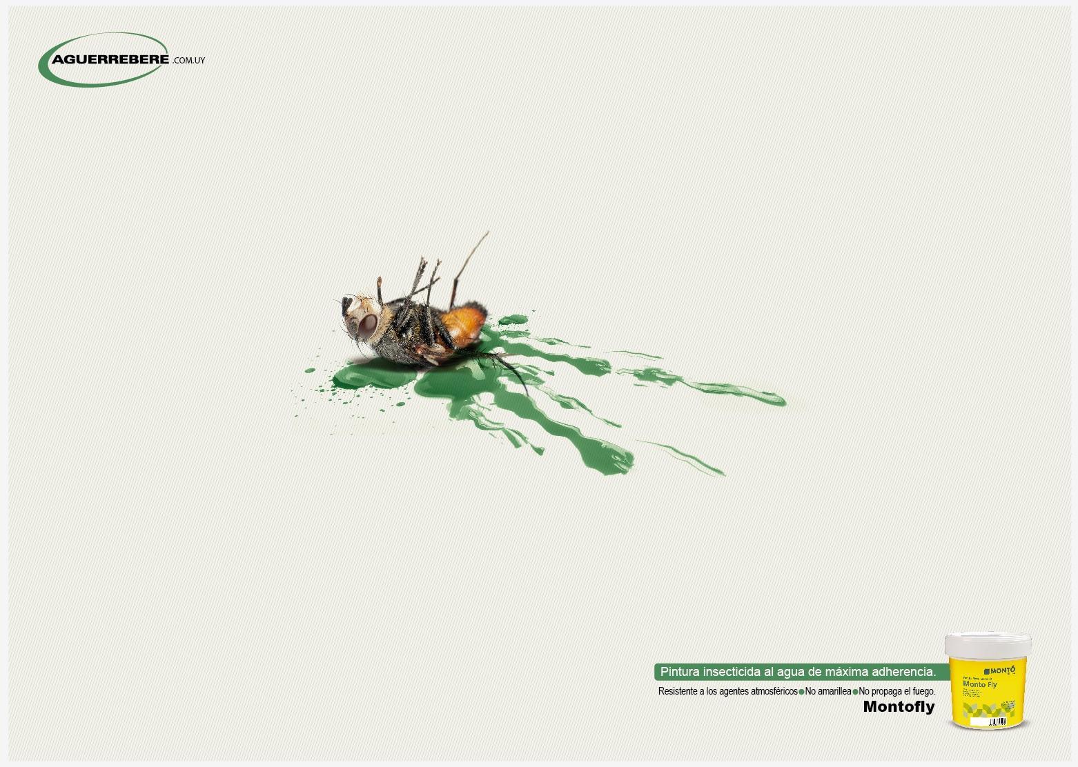 Aguerrebere Print Ad -  Fruit fly