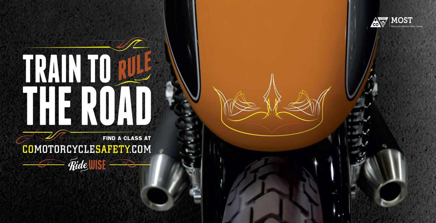 CDOT Integrated Ad - Ride Wise