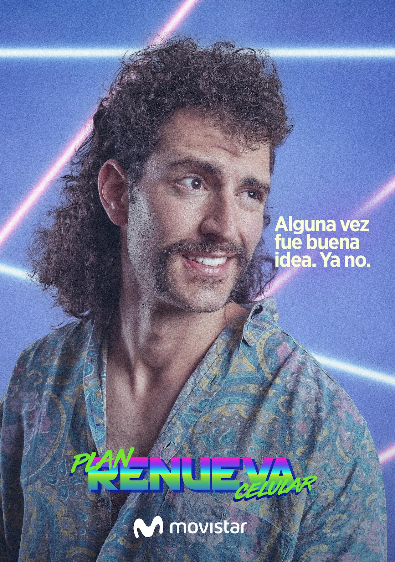 Movistar Print Ad - Renew Plan, 3