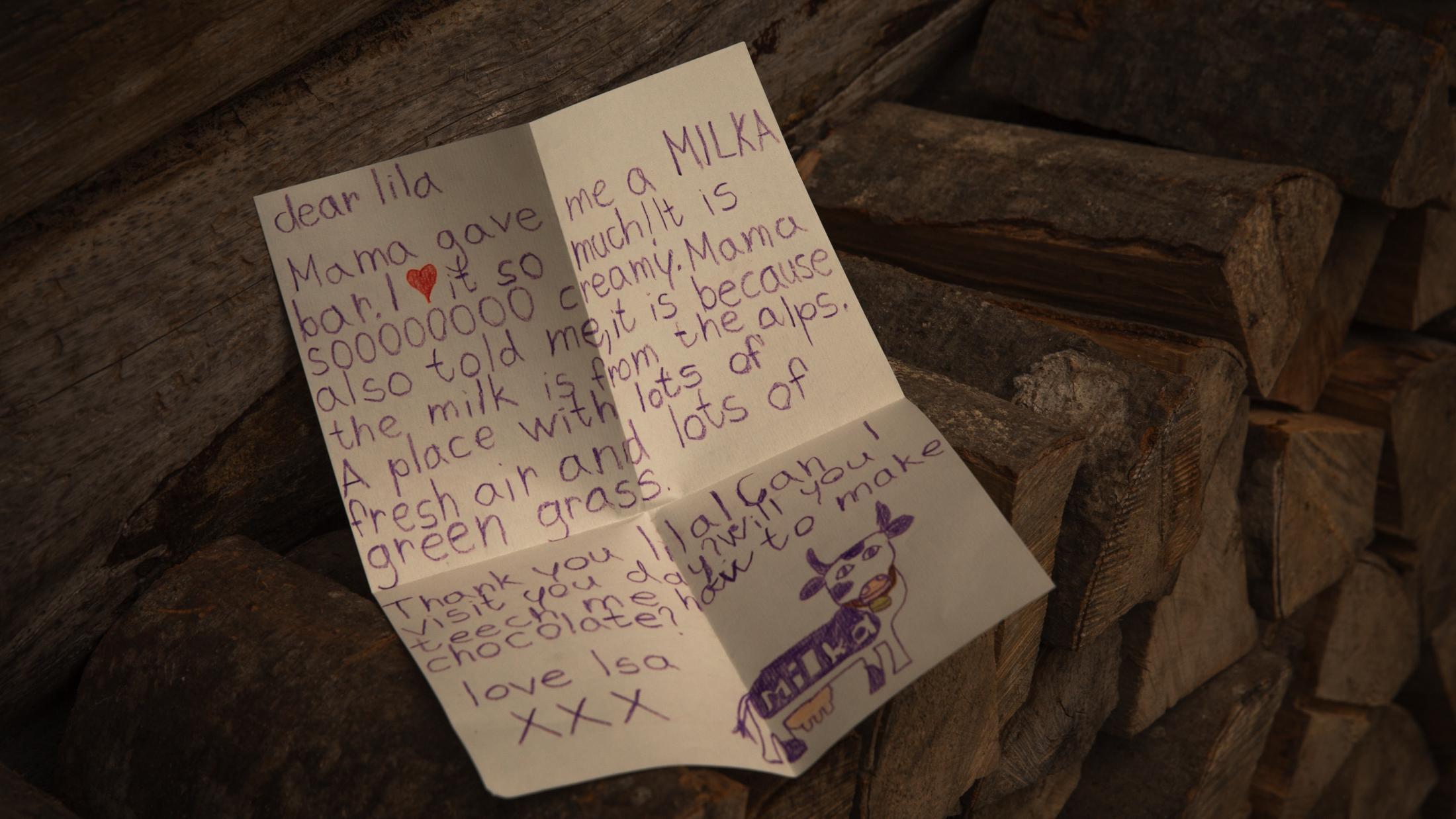 Milka Film Ad - Mr. Milkman