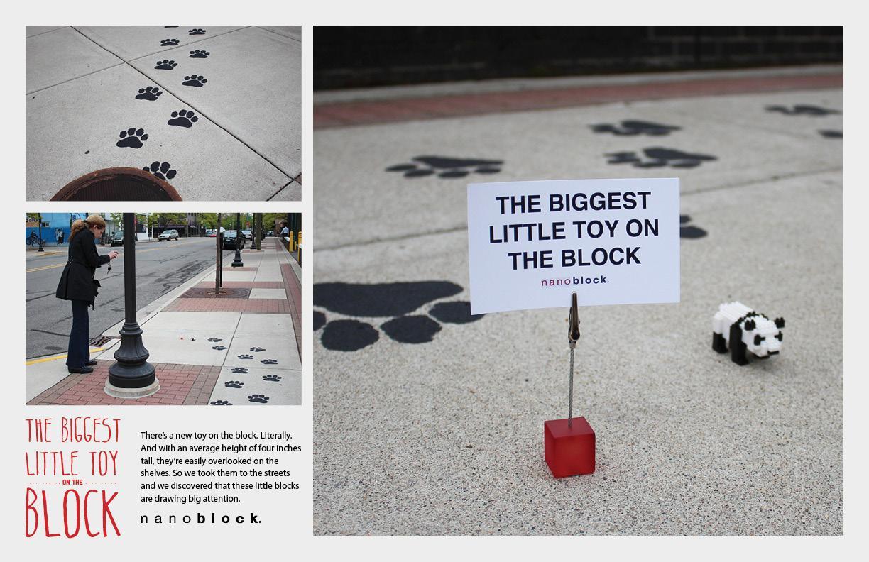 Nanoblock Ambient Ad -  Panda
