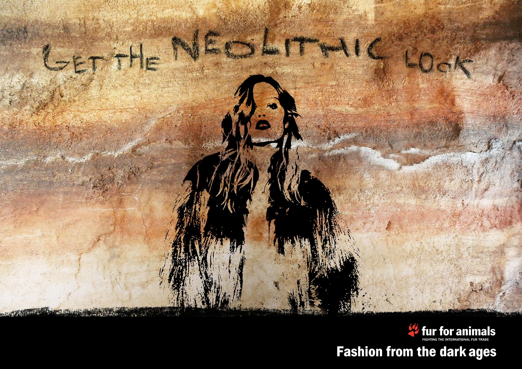 Fur for Animals: Neolithic Look