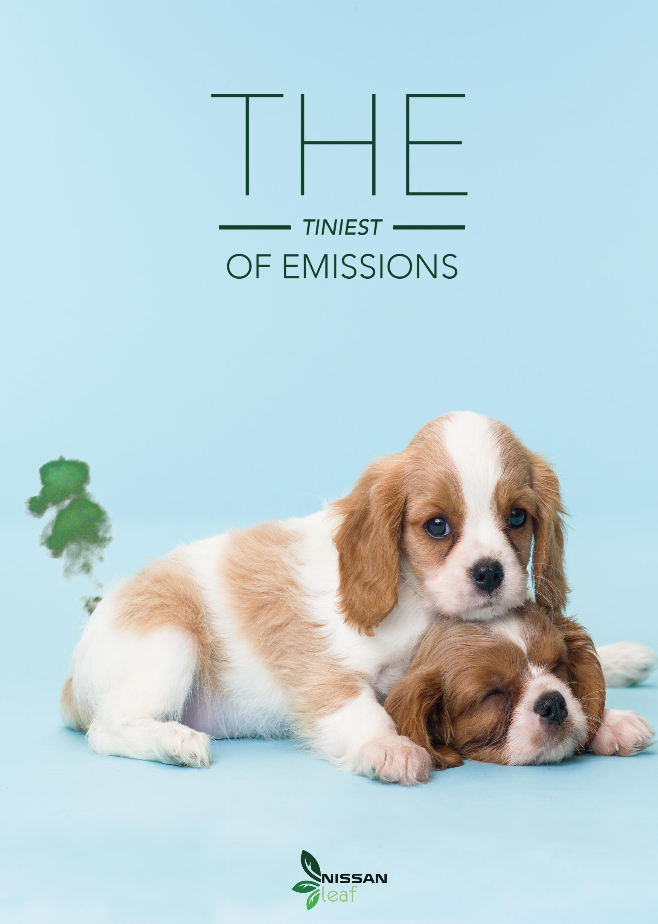 Nissan Print Ad - The Tiniest of Emissions, 3