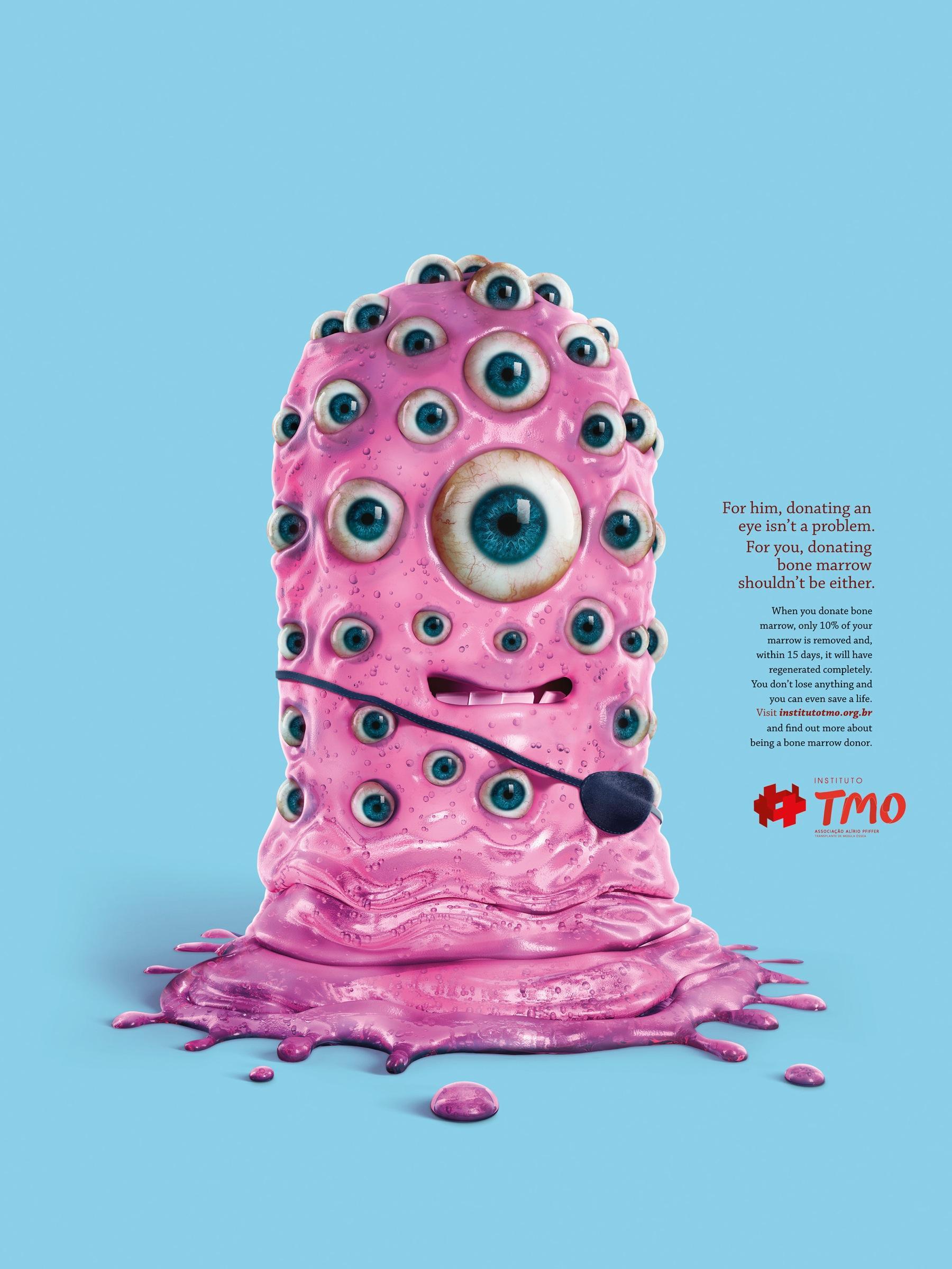TMO Print Ad -  Eye