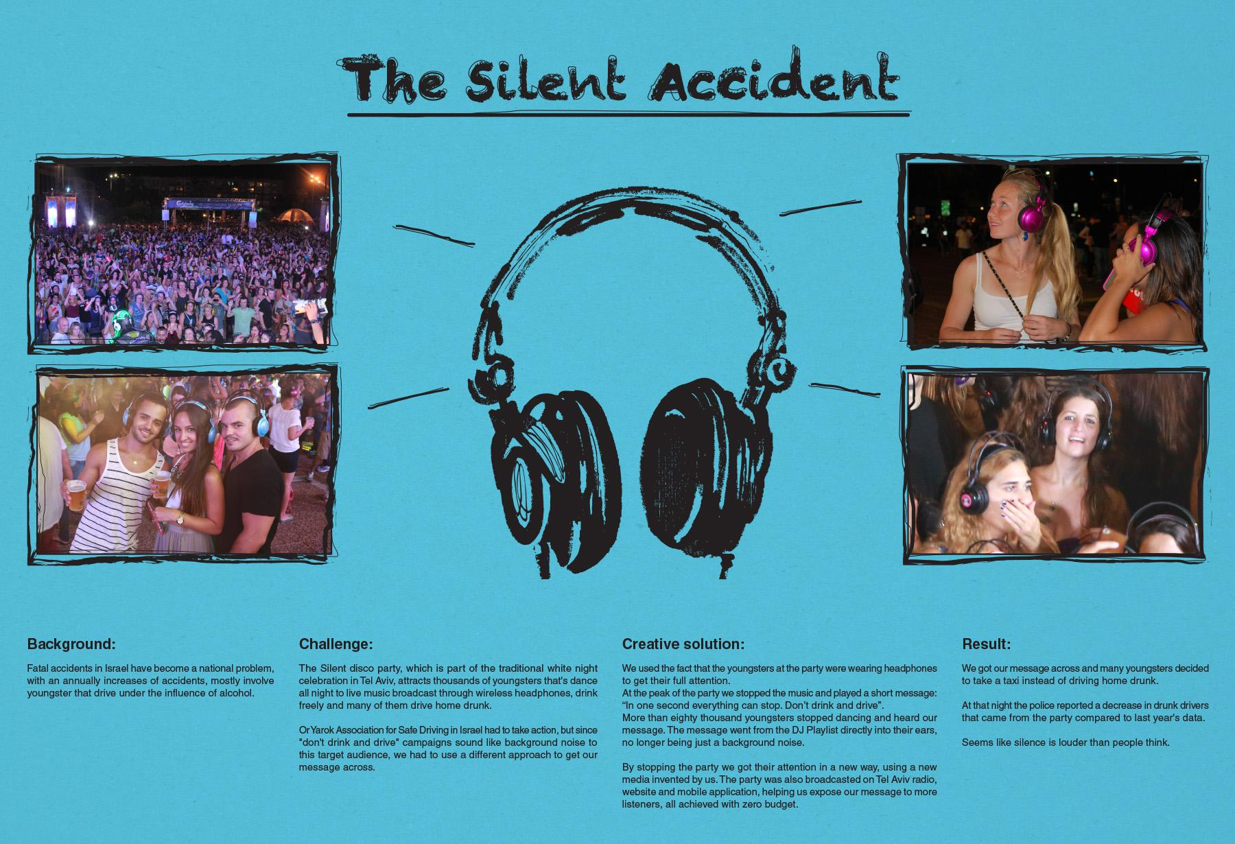 Or Yarok Direct Ad -  The Silent Accident