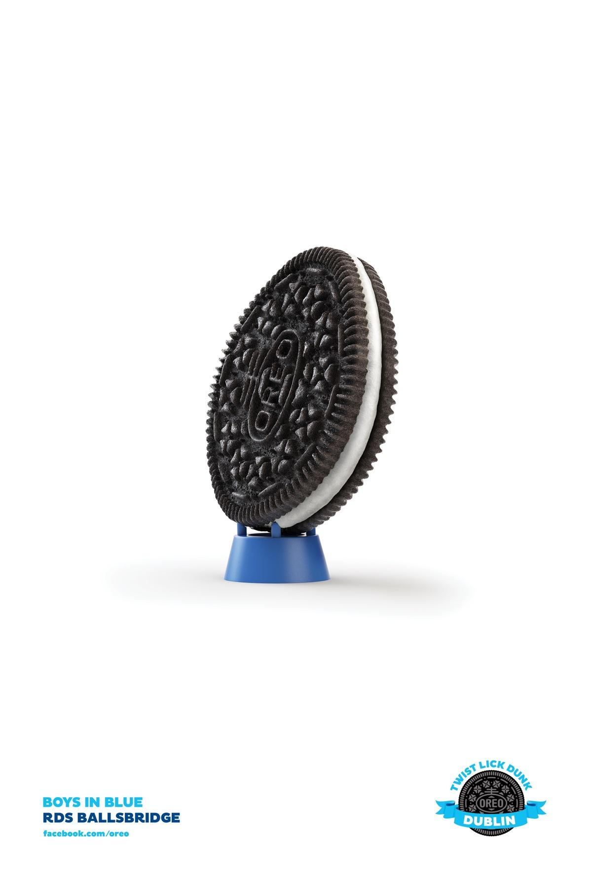Oreo Outdoor Ad -  Dublin Twist, 13