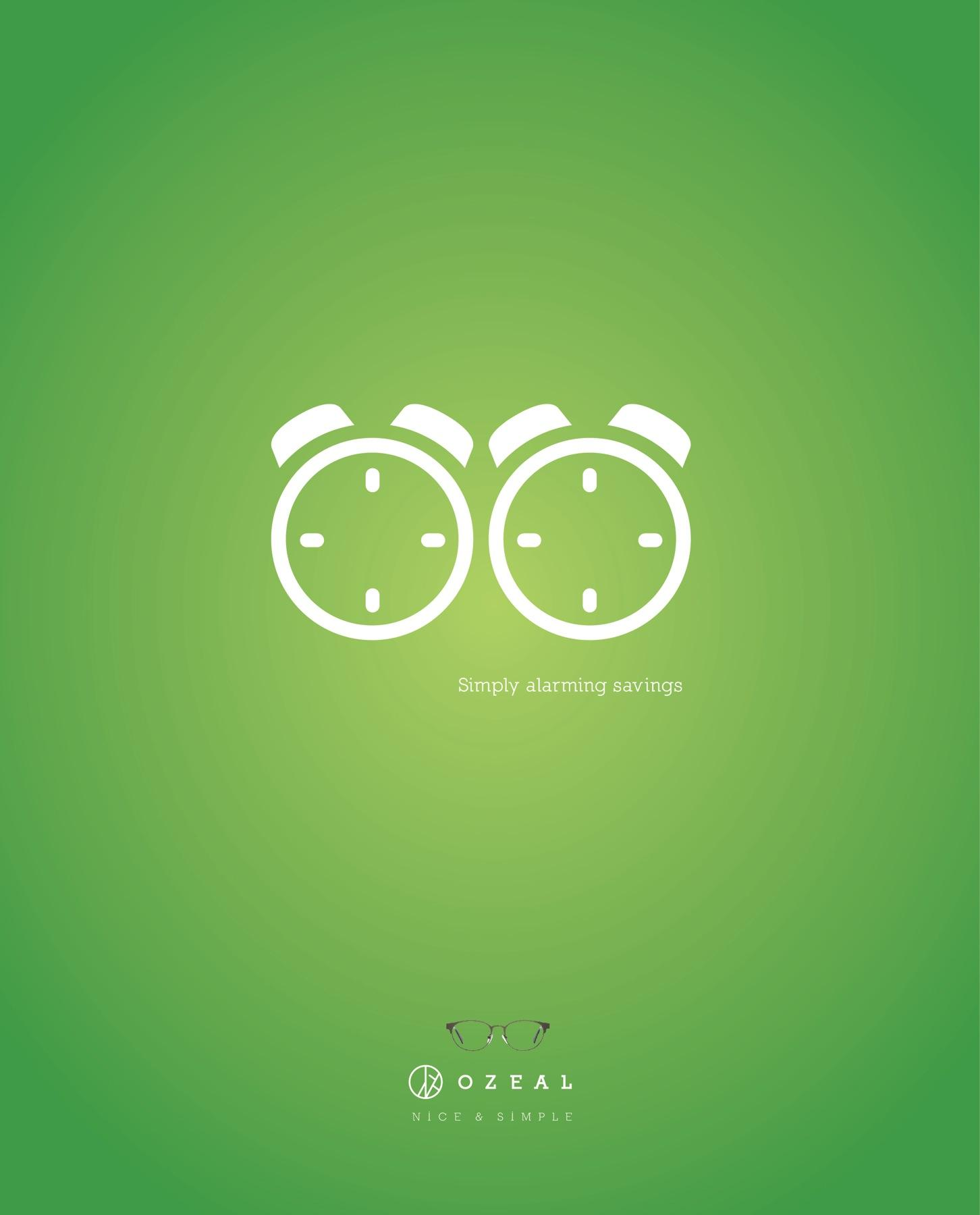 Ozeal Outdoor Ad -  Nice & Simple, 4