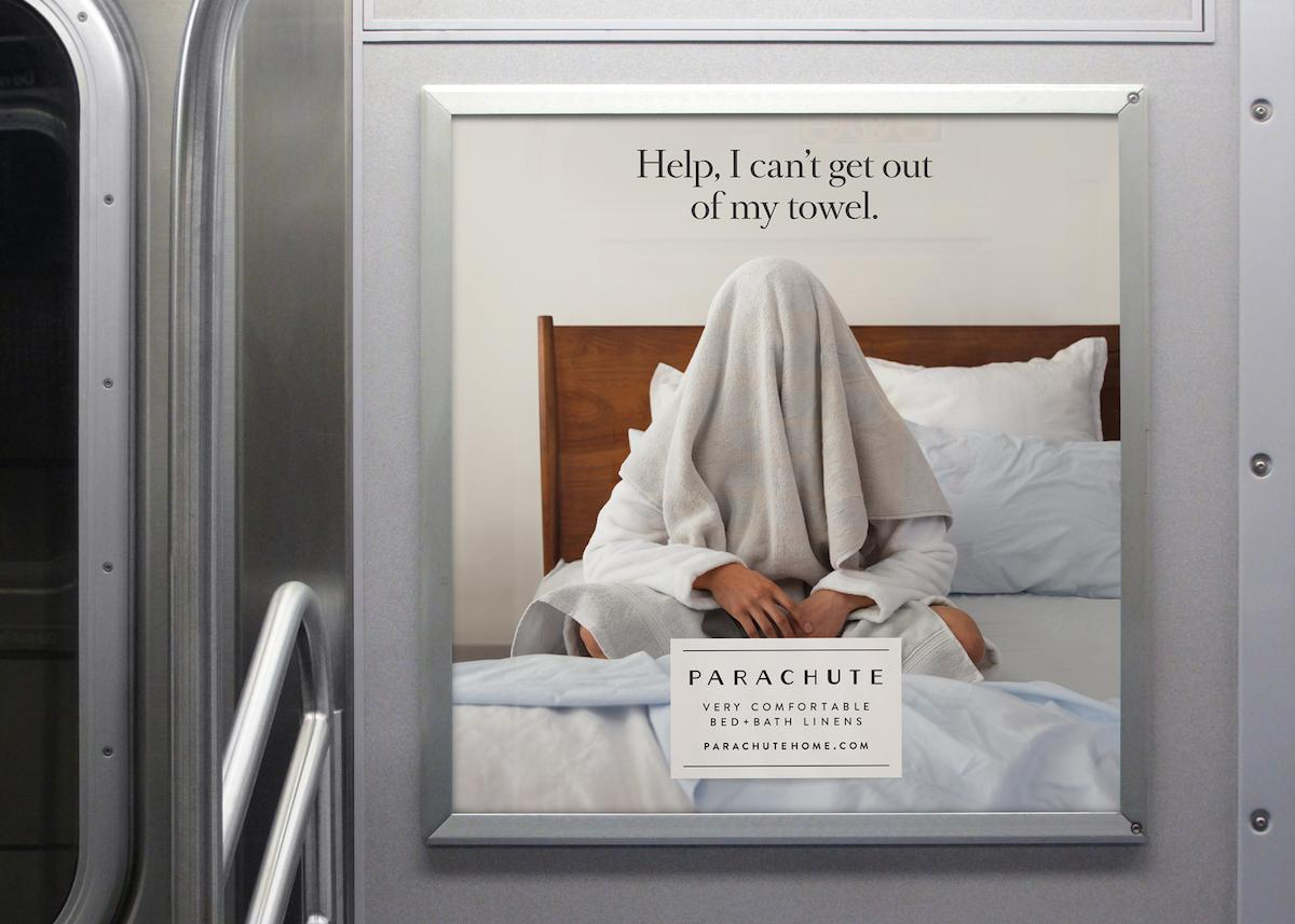 Parachute Outdoor Ad - Help