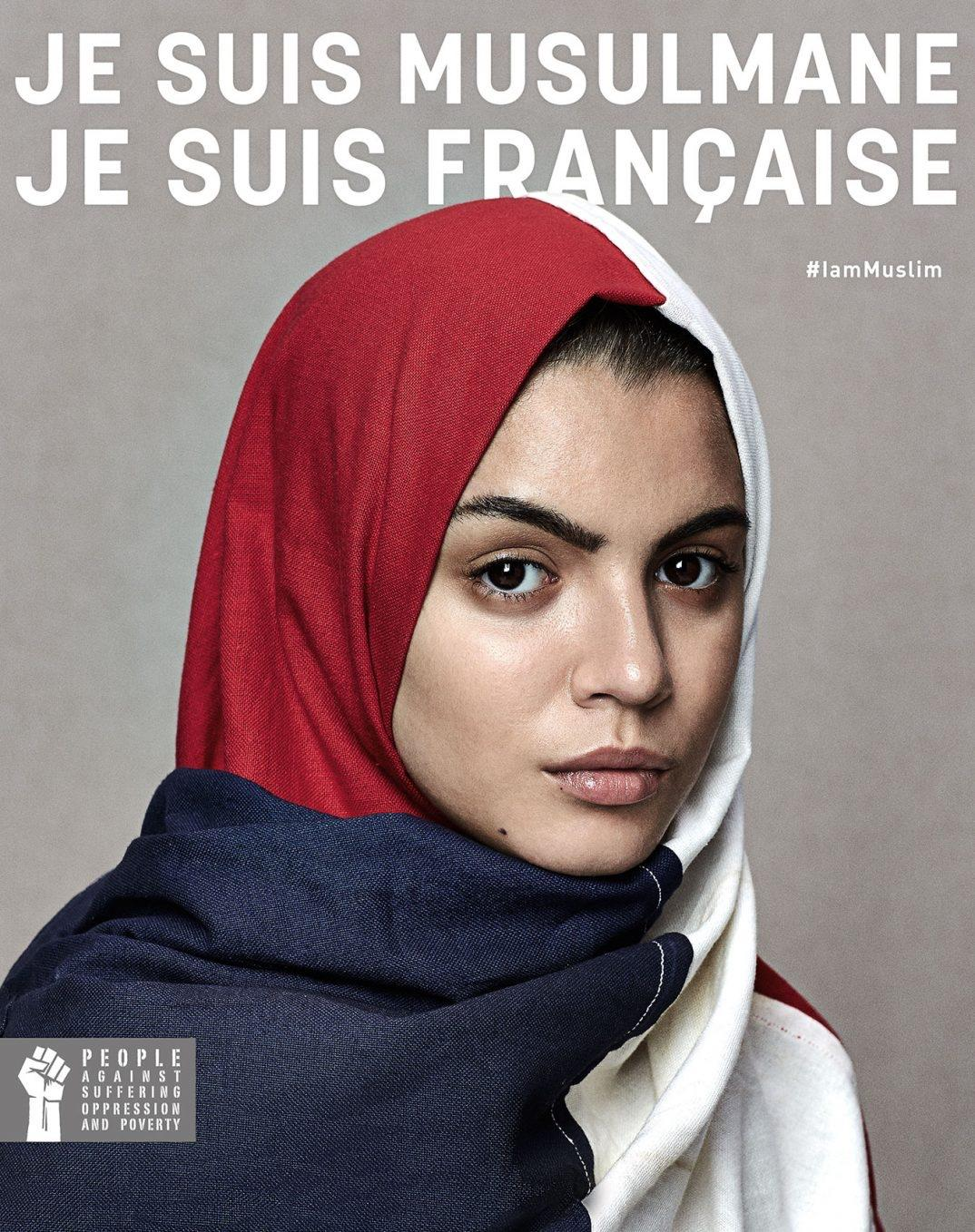PASSOP Print Ad - I am French