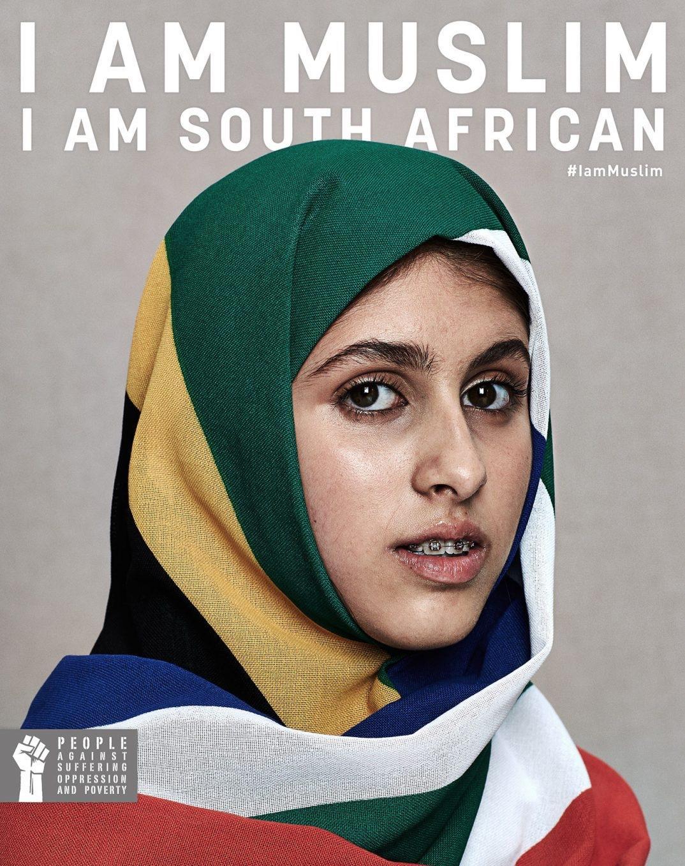 PASSOP Print Ad - I am South African