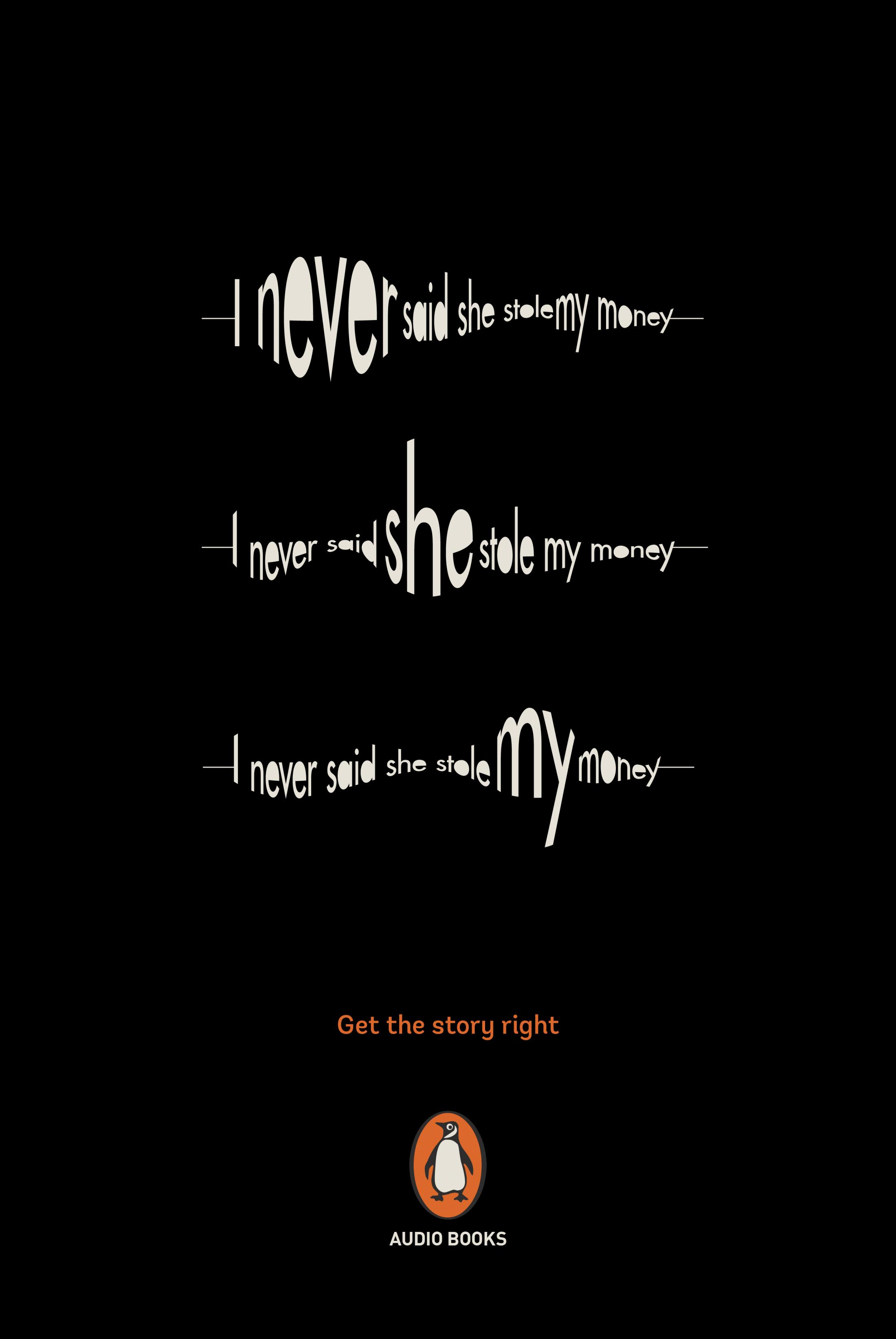 Penguin Print Ad - Get the Story Right, 1