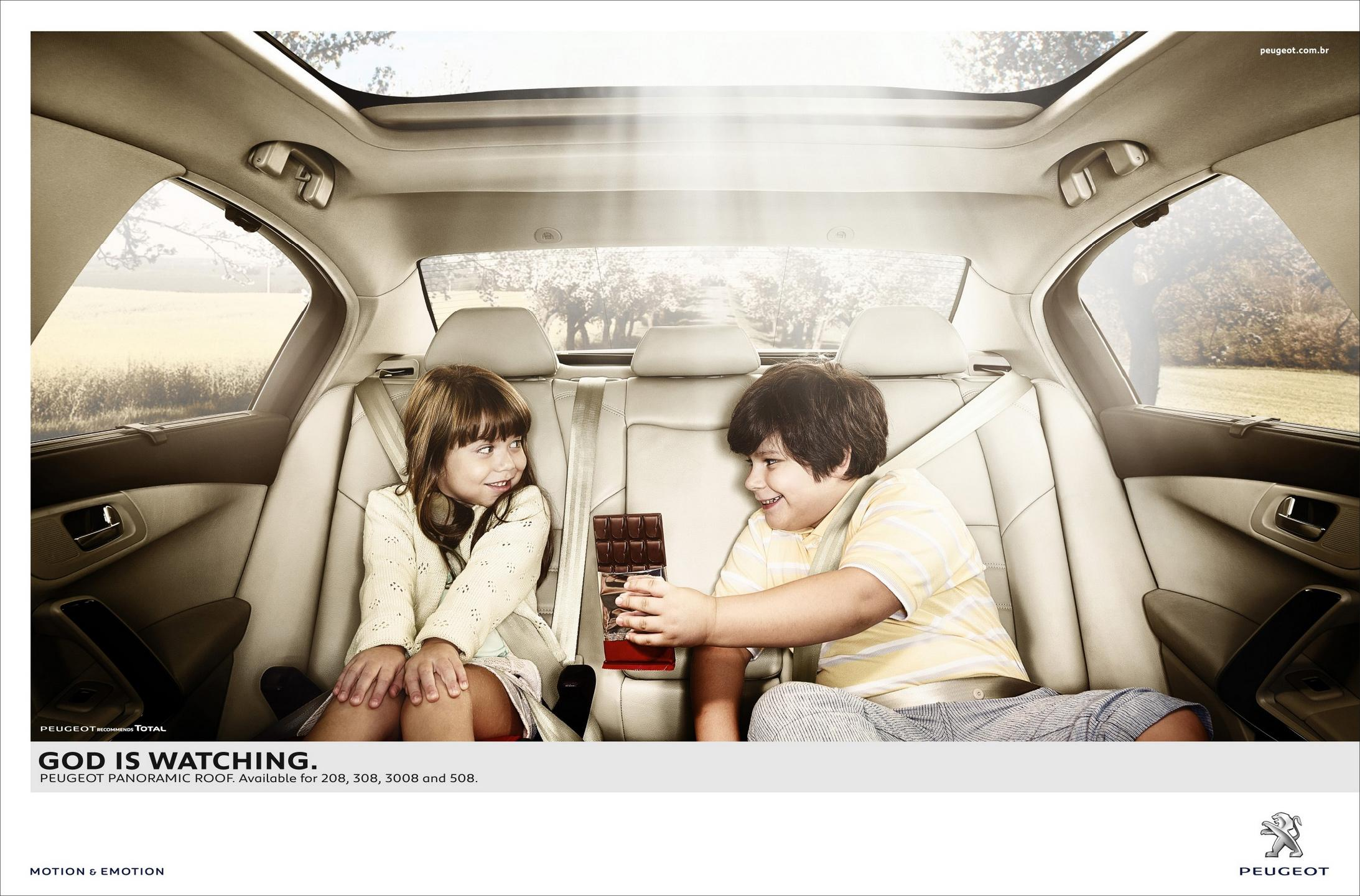 Peugeot Print Ad -  Brother