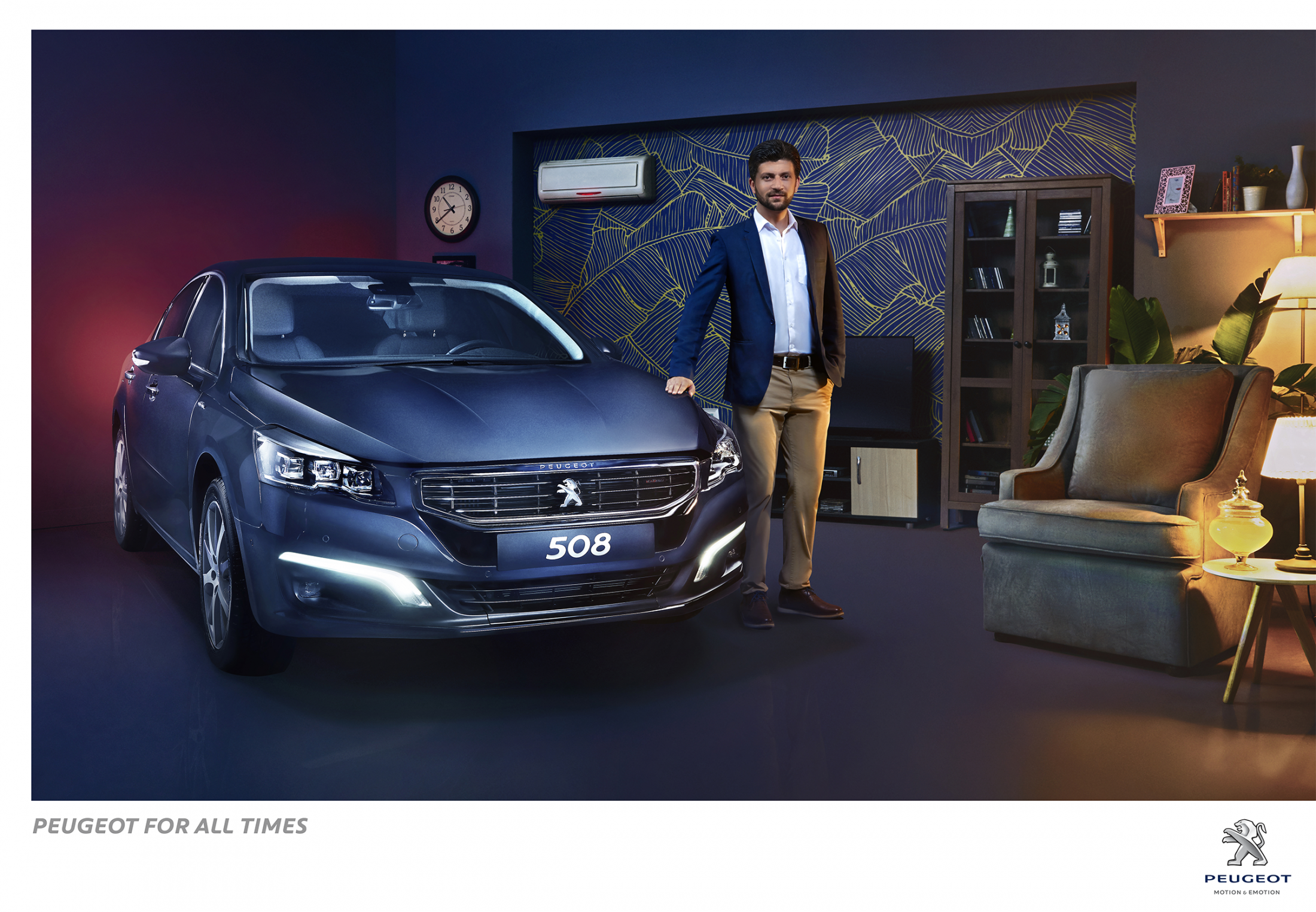 Peugeot Print Ad - Peugeot for all times, 3