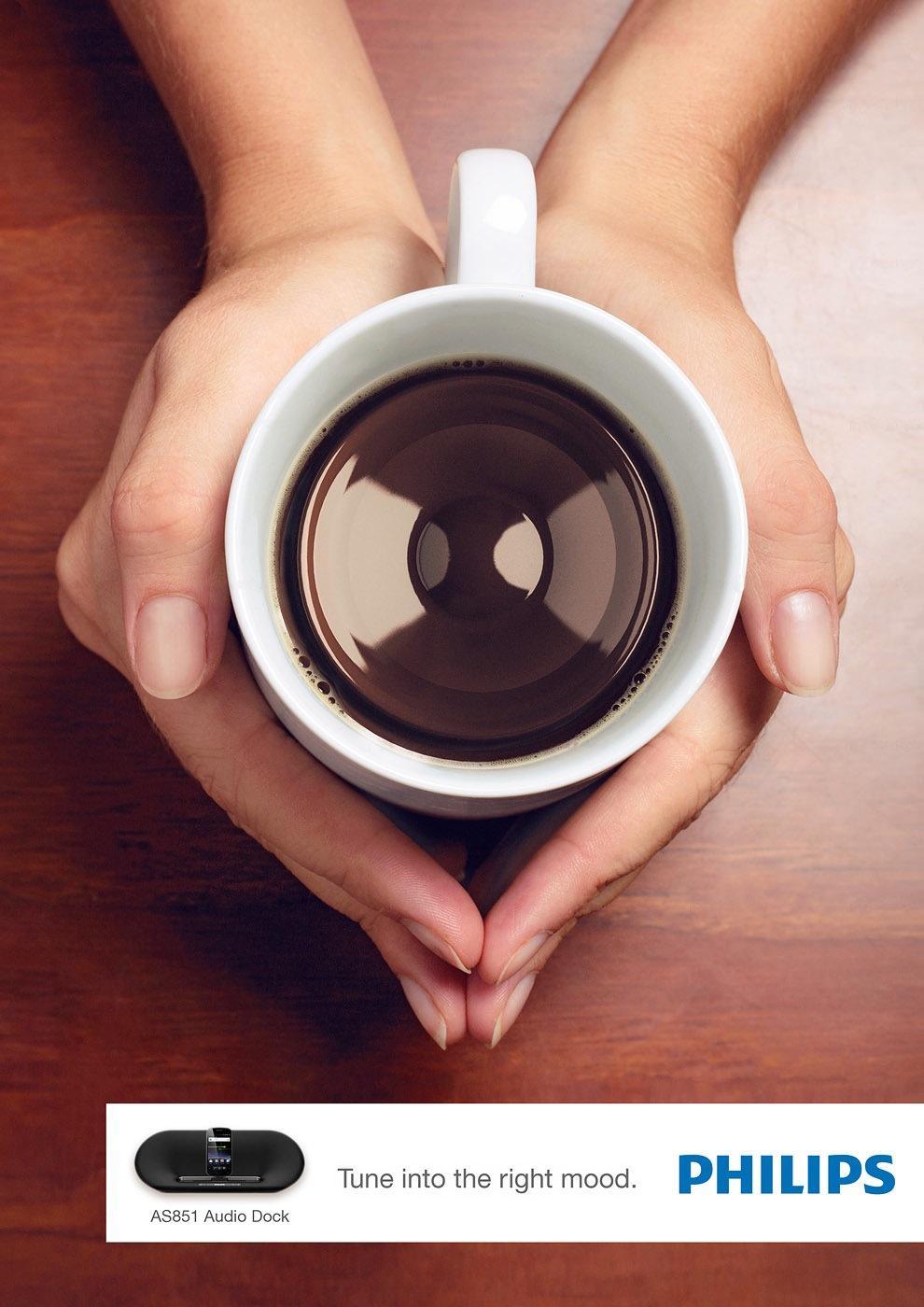 Philips Print Ad -  Coffee