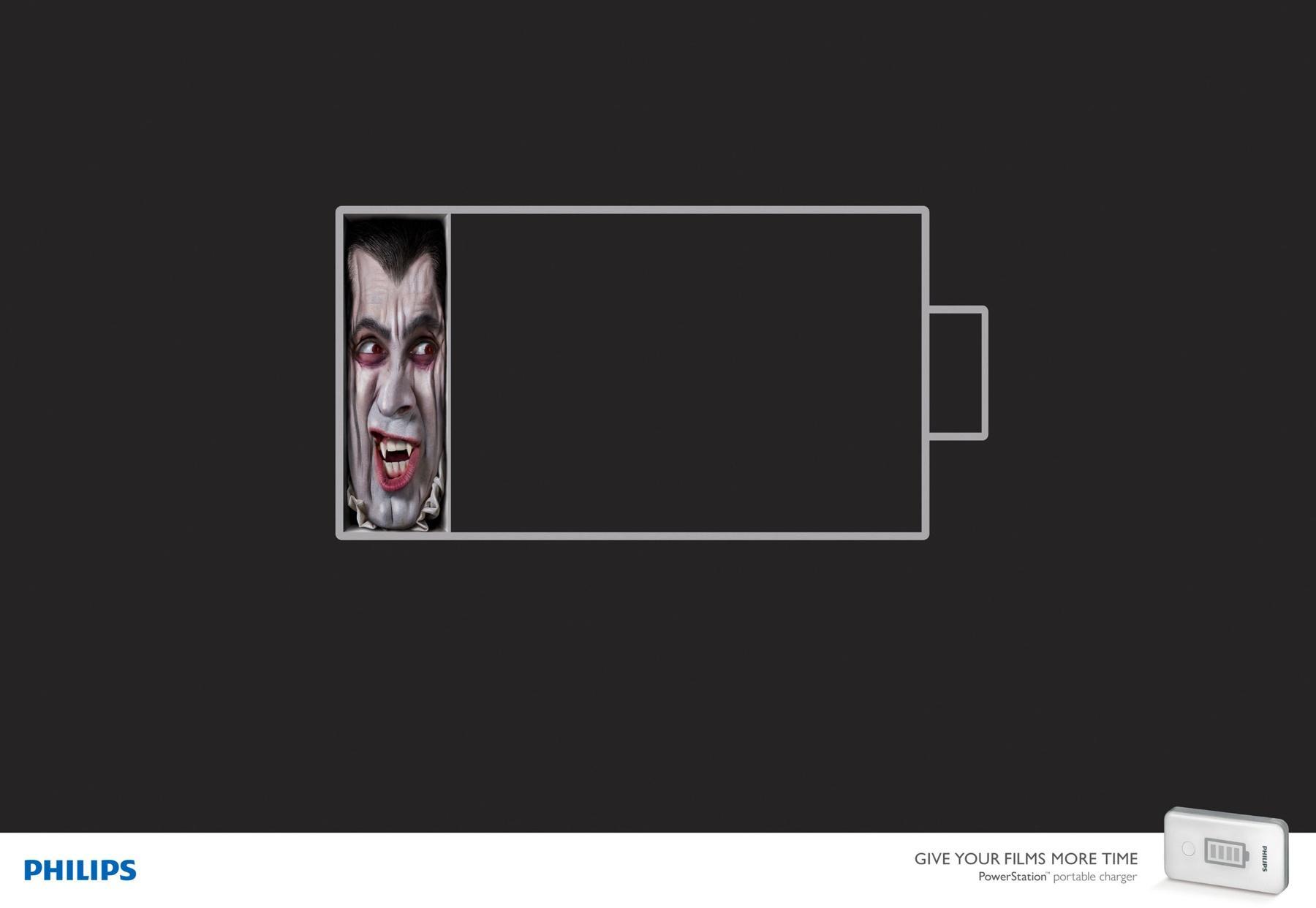 Philips Print Ad -  Films