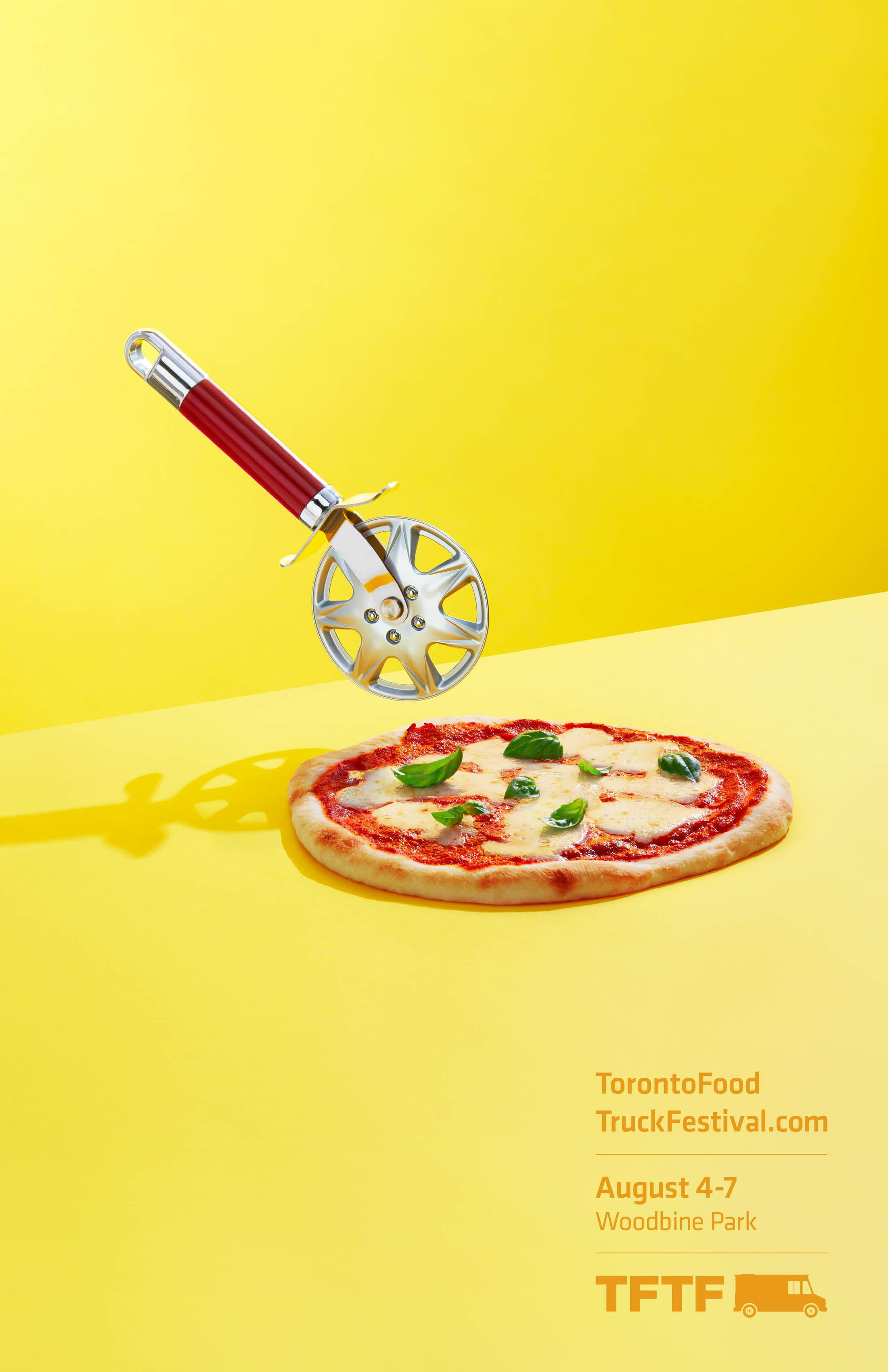 Canadian Food Truck Festival Print Advert By The ...
