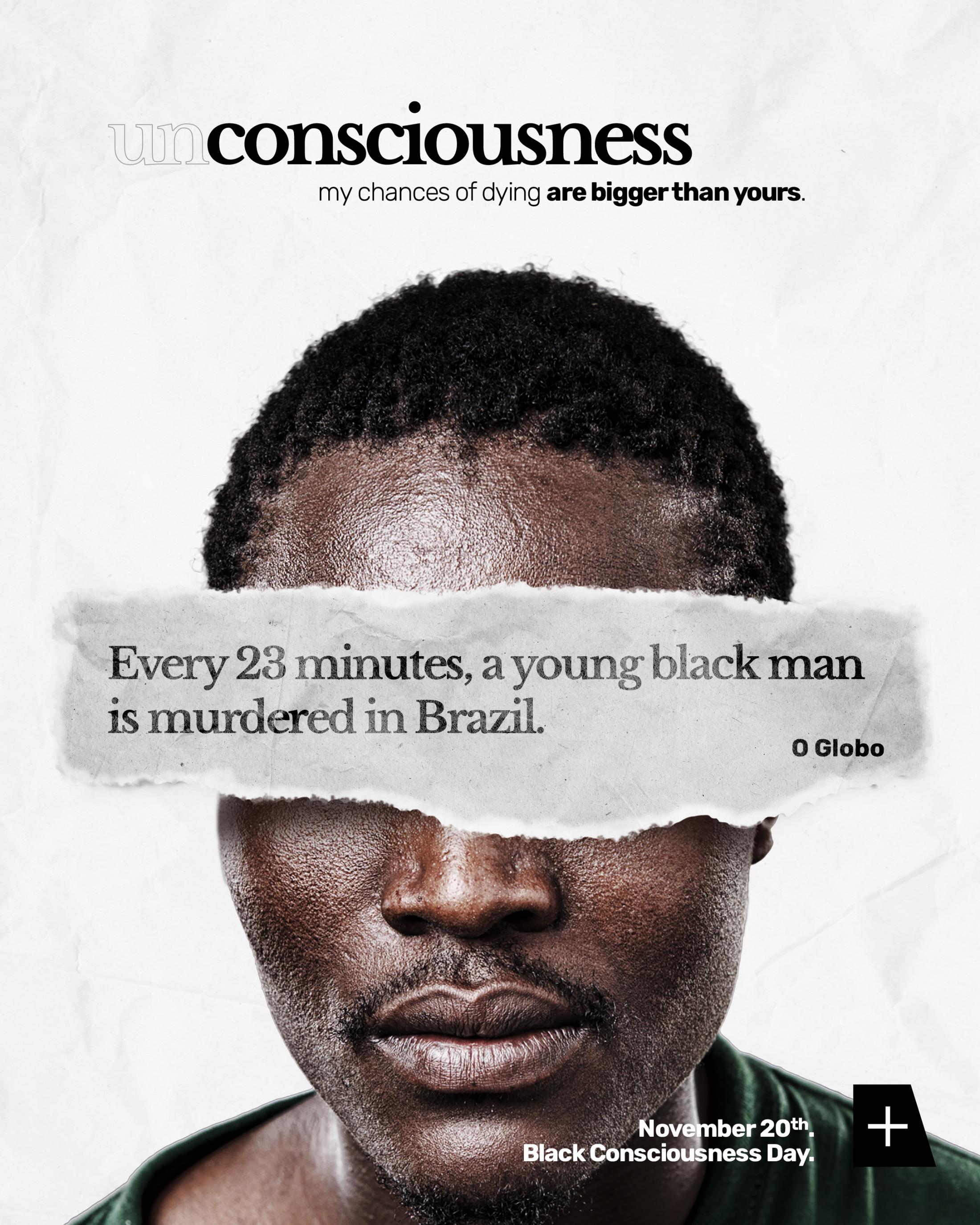 Unconsciousness – Brazilian Black Consciousness Day, 1
