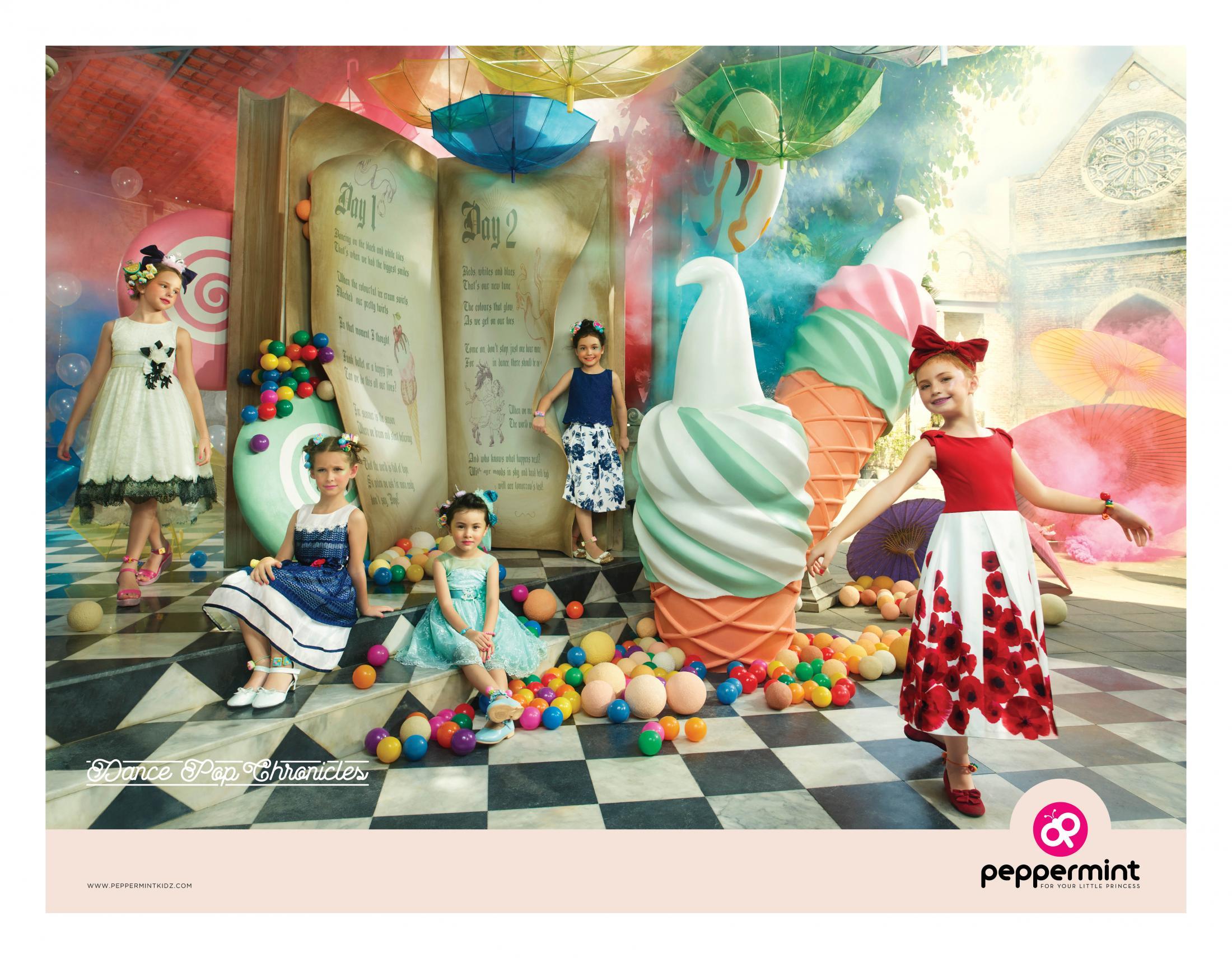 Peppermint Print Ad - Dance Pop Chronicles