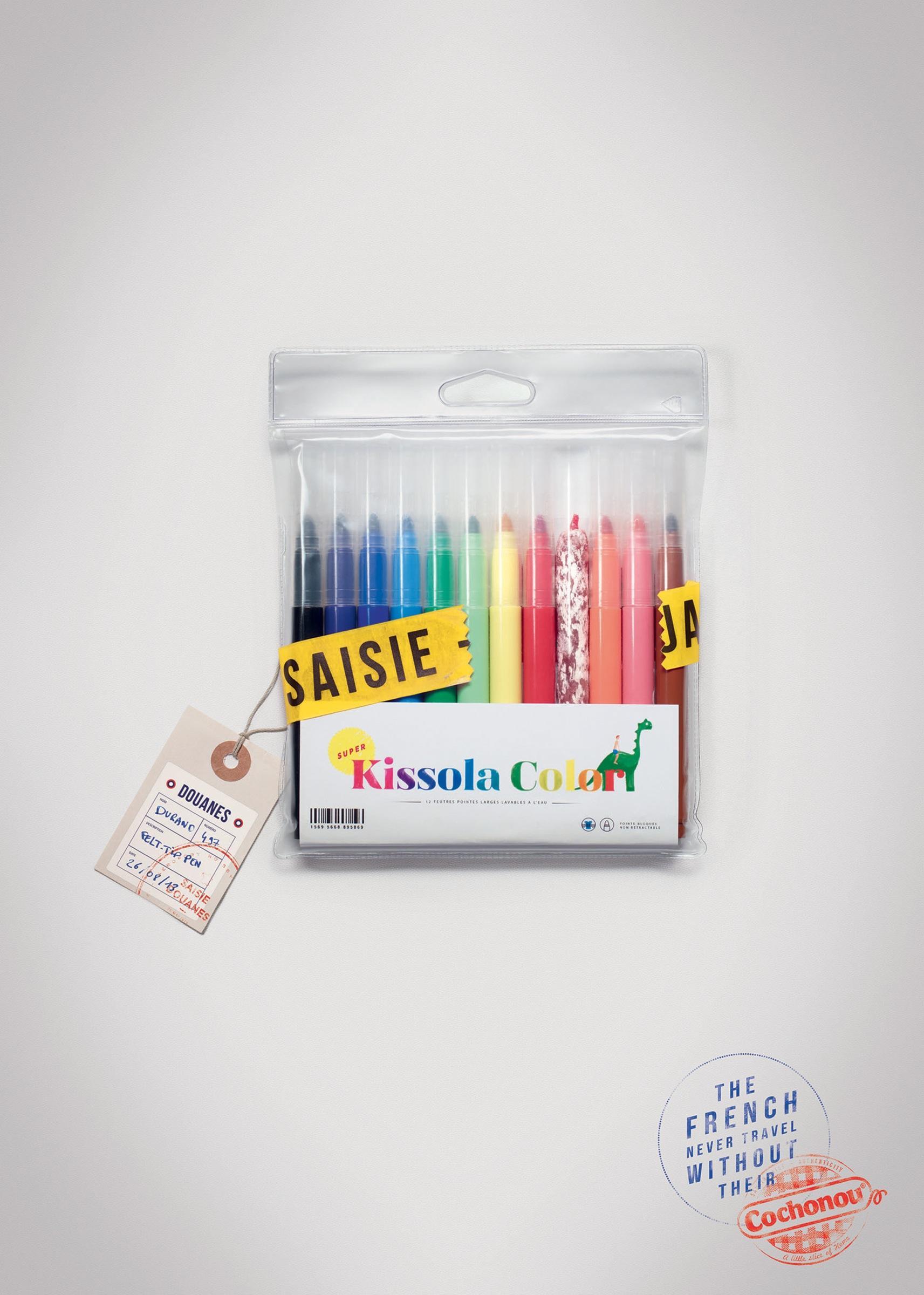 Cochonou Print Ad -  Customs, 5