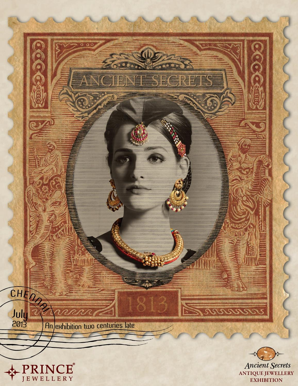 Prince Jewellery Store Print Ad -  Stamp, 1