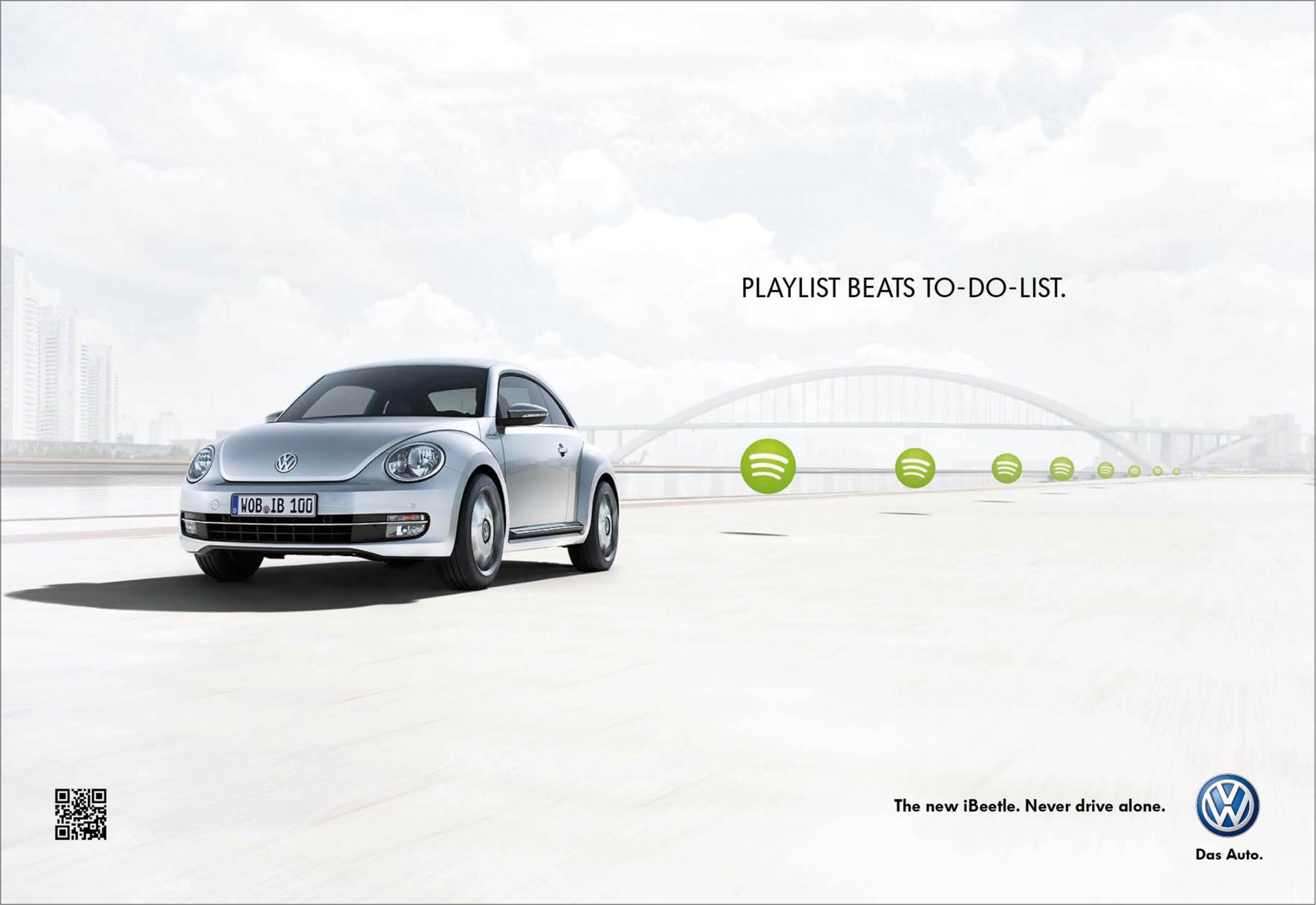 Volkswagen Print Ad -  iBeetle, 3