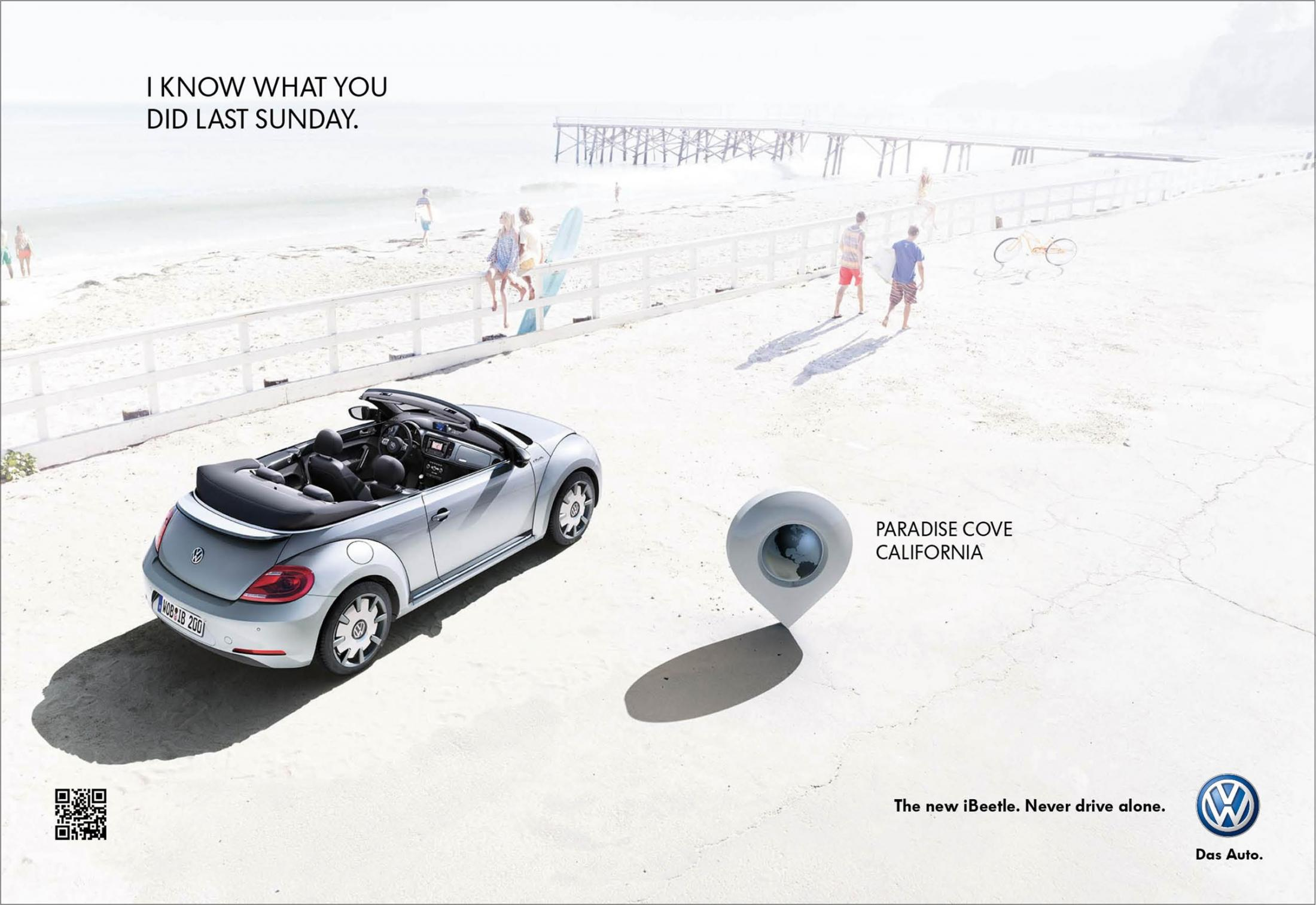 Volkswagen Print Ad -  iBeetle, 4