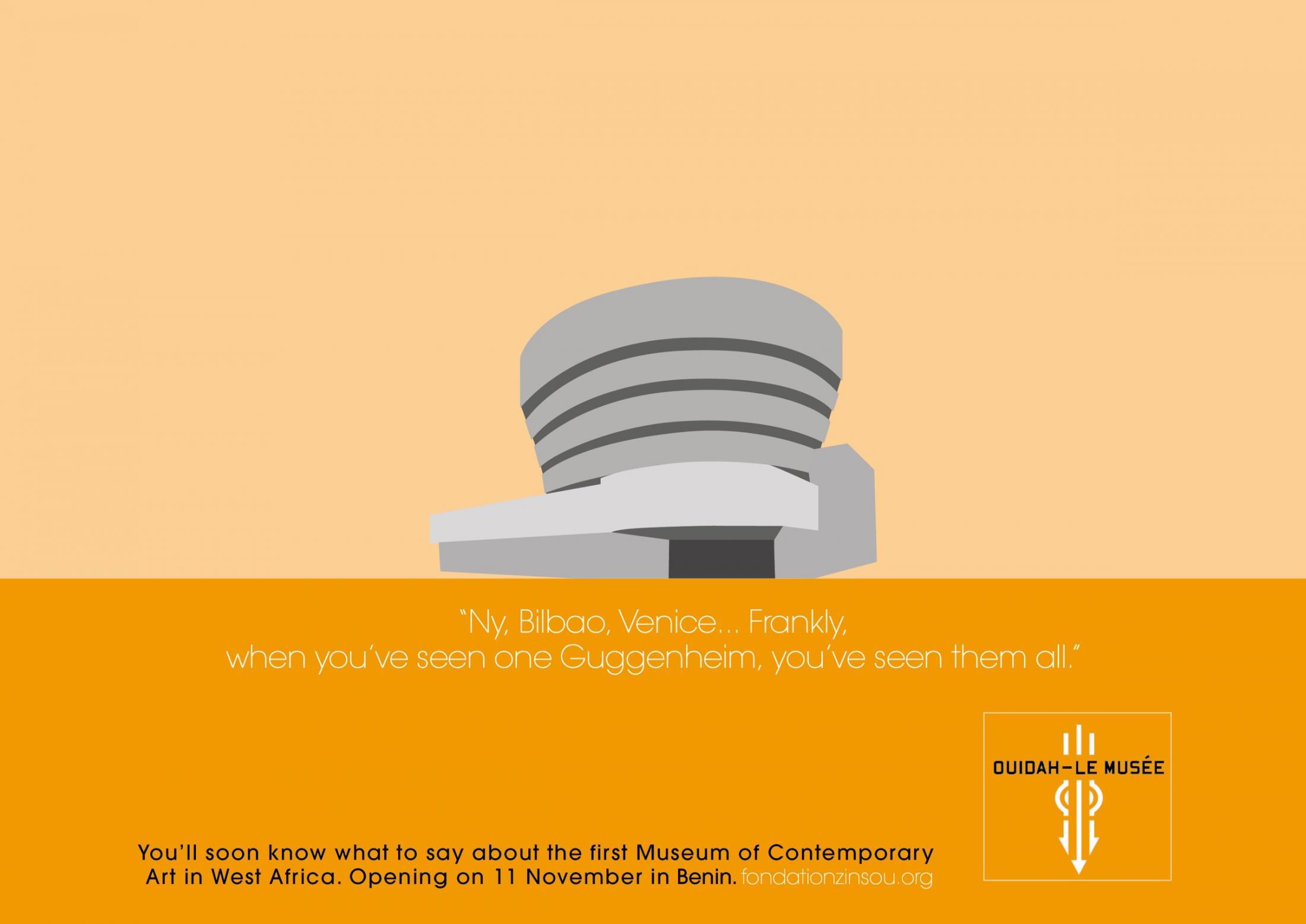 Ouidah Museum Print Ad -  Soon, 3